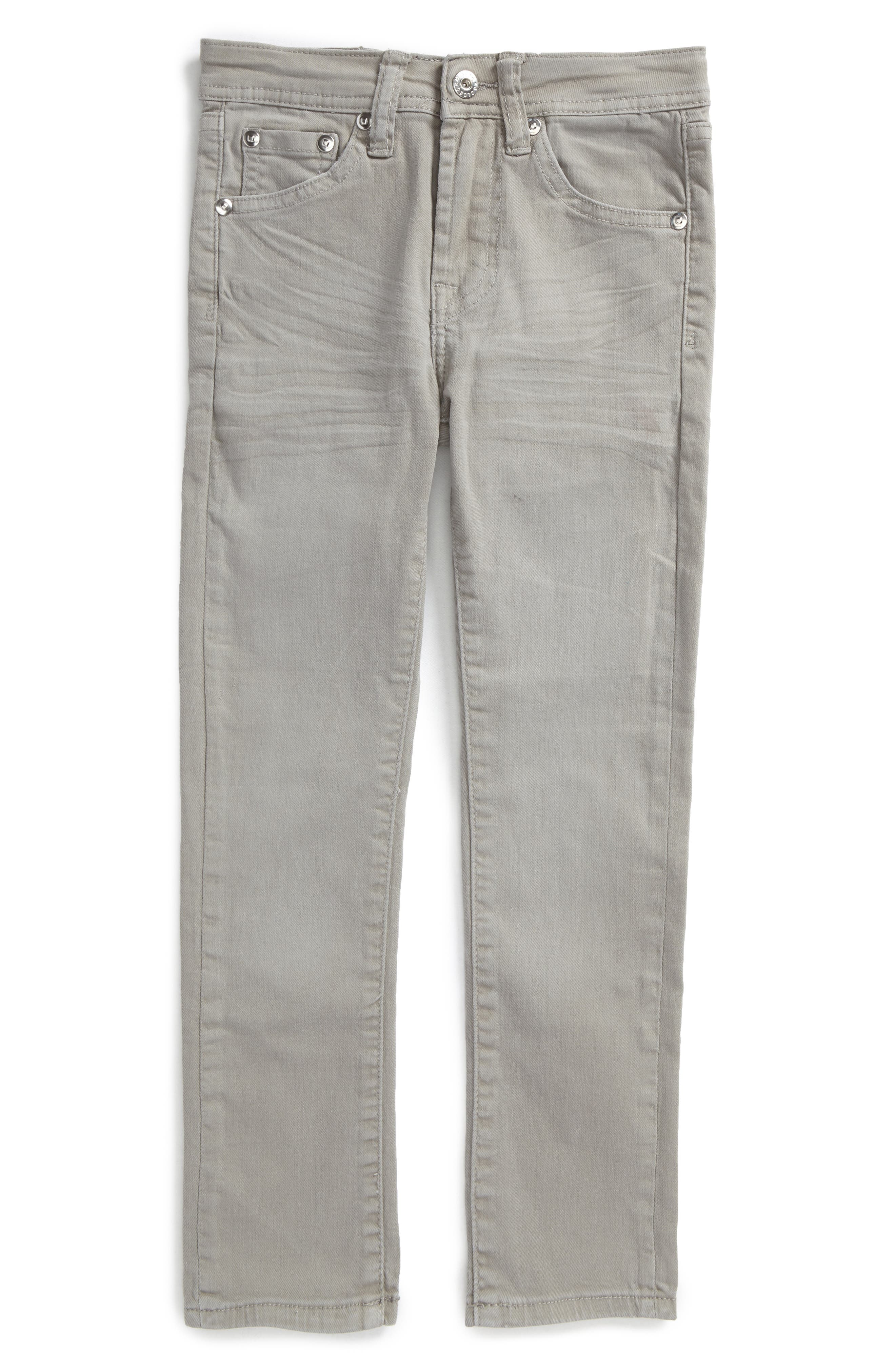 The Ryker Slim Skinny Jeans,                         Main,                         color, Grey