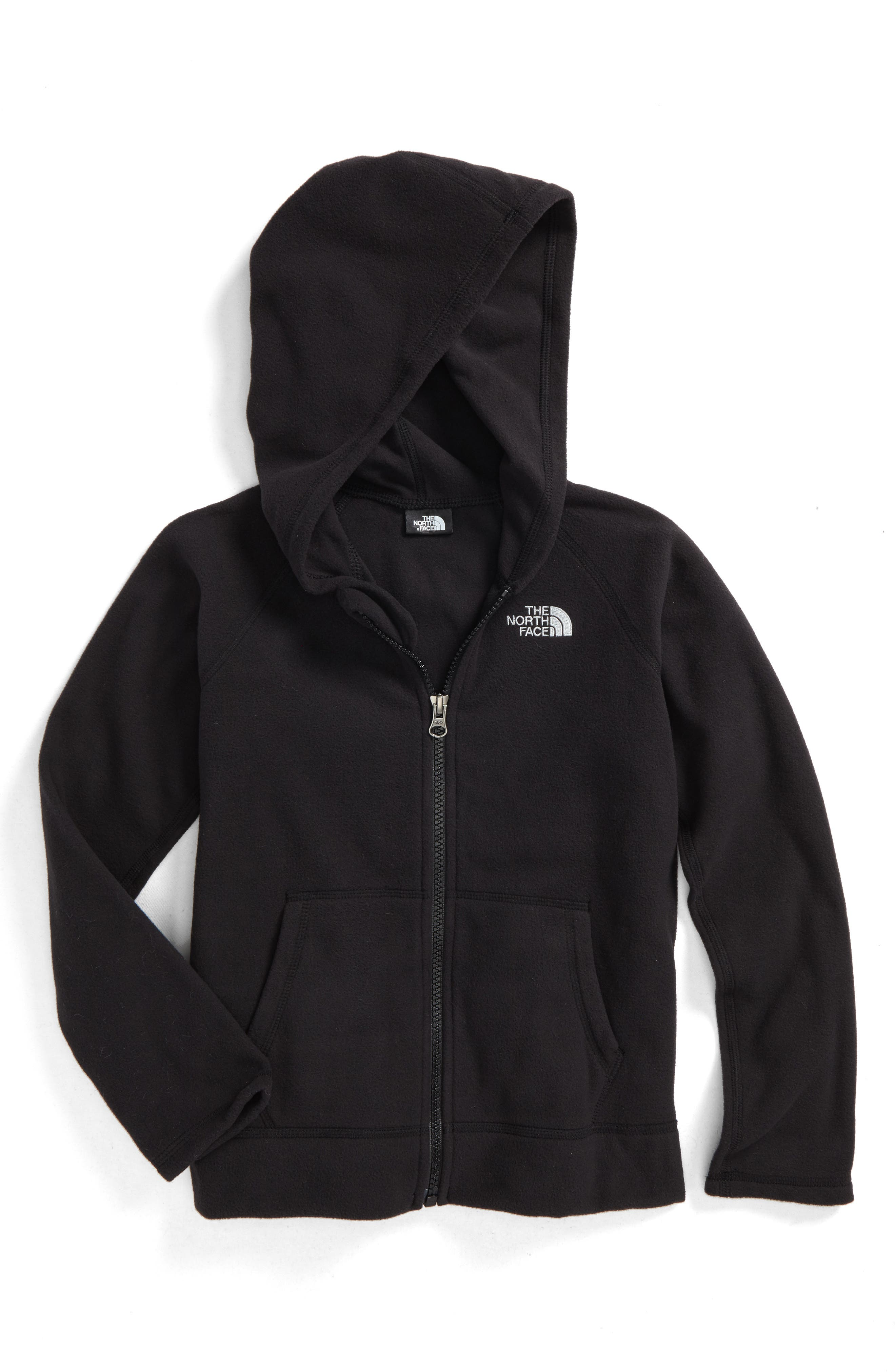 The North Face Glacier Full Zip Hoodie (Toddler Boys & Little Boys)