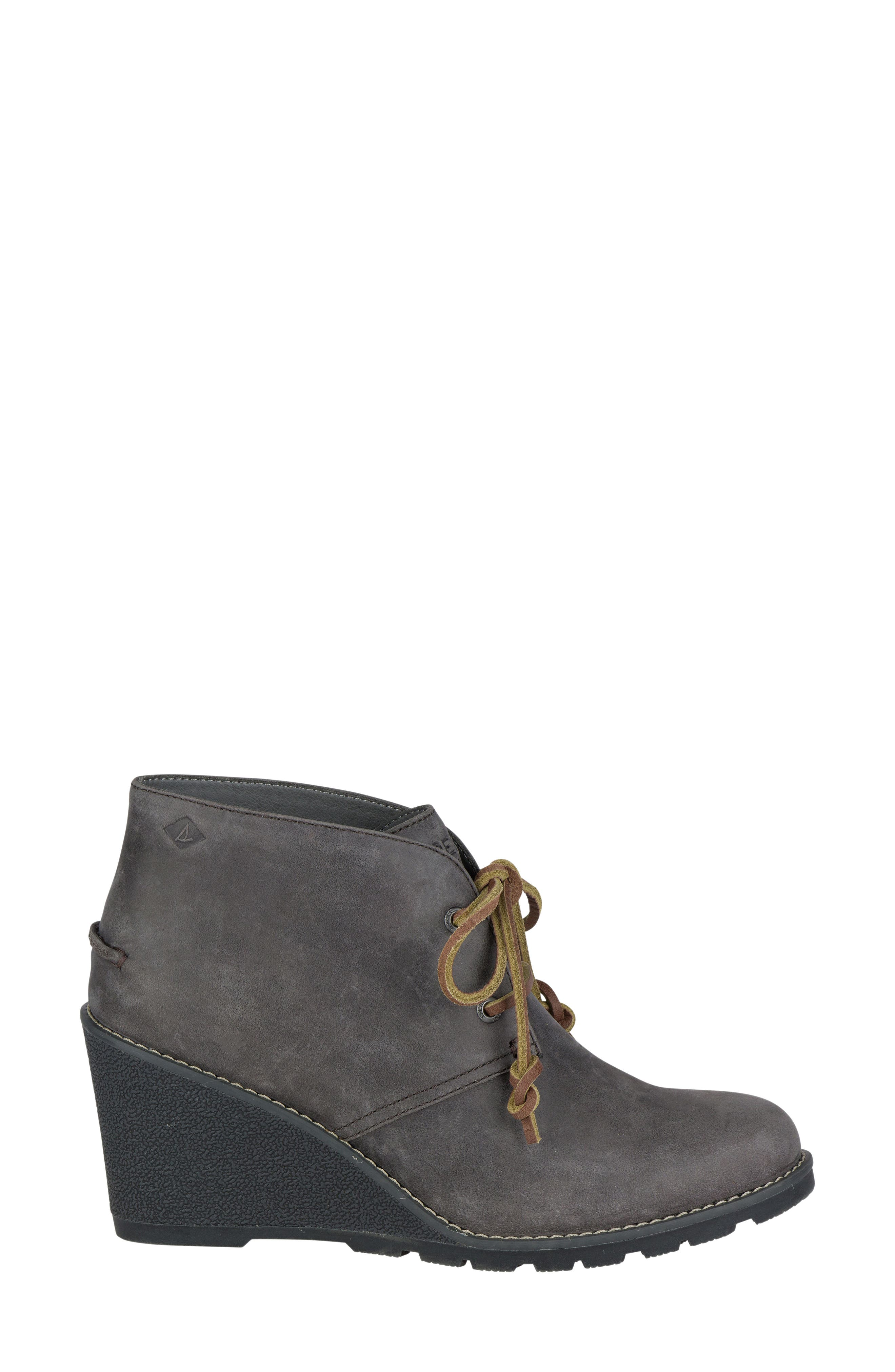 Alternate Image 4  - Sperry Celeste Lace-Up Bootie (Women)