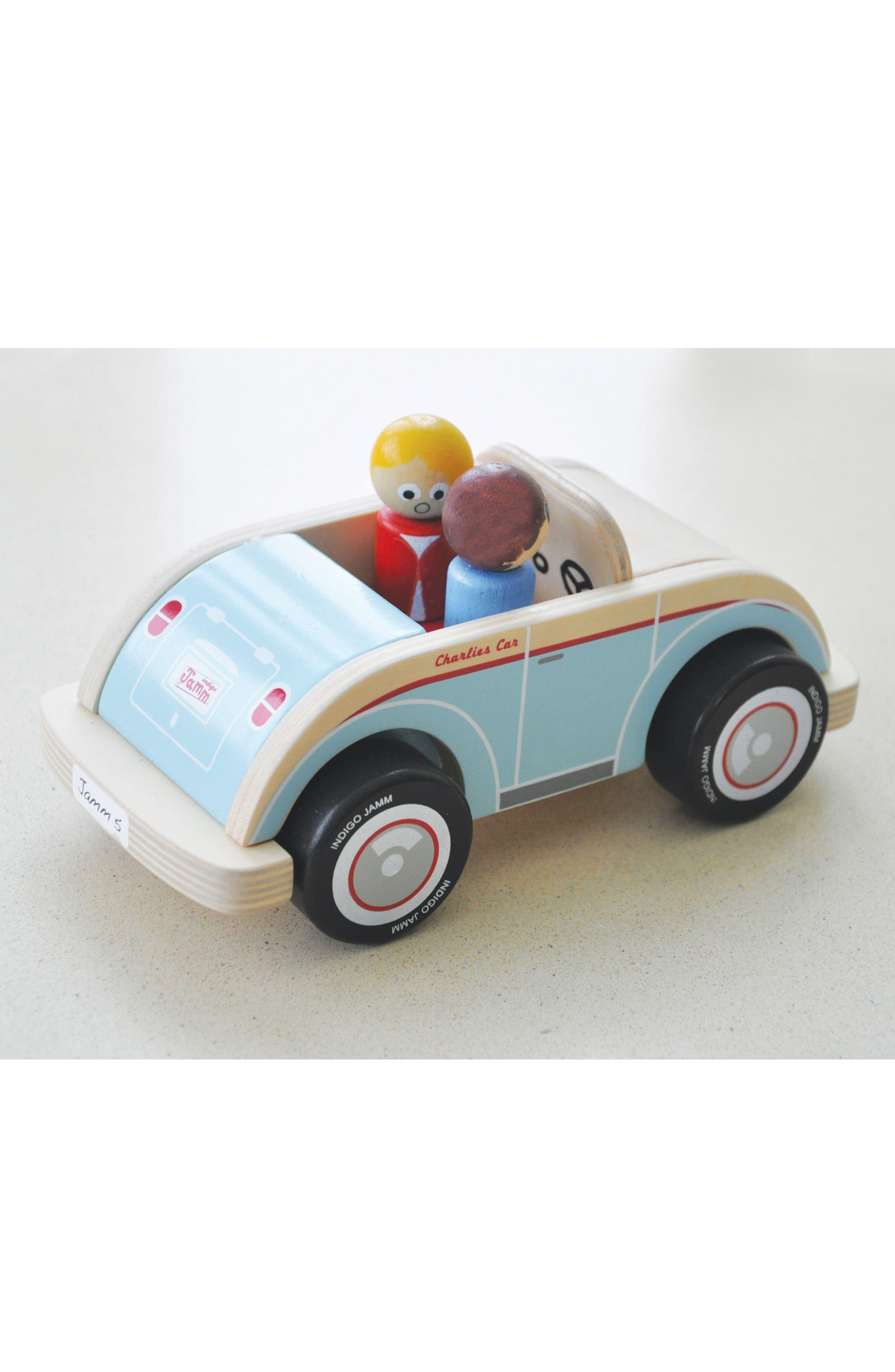Alternate Image 2  - Indigo Jamm Charlies Car