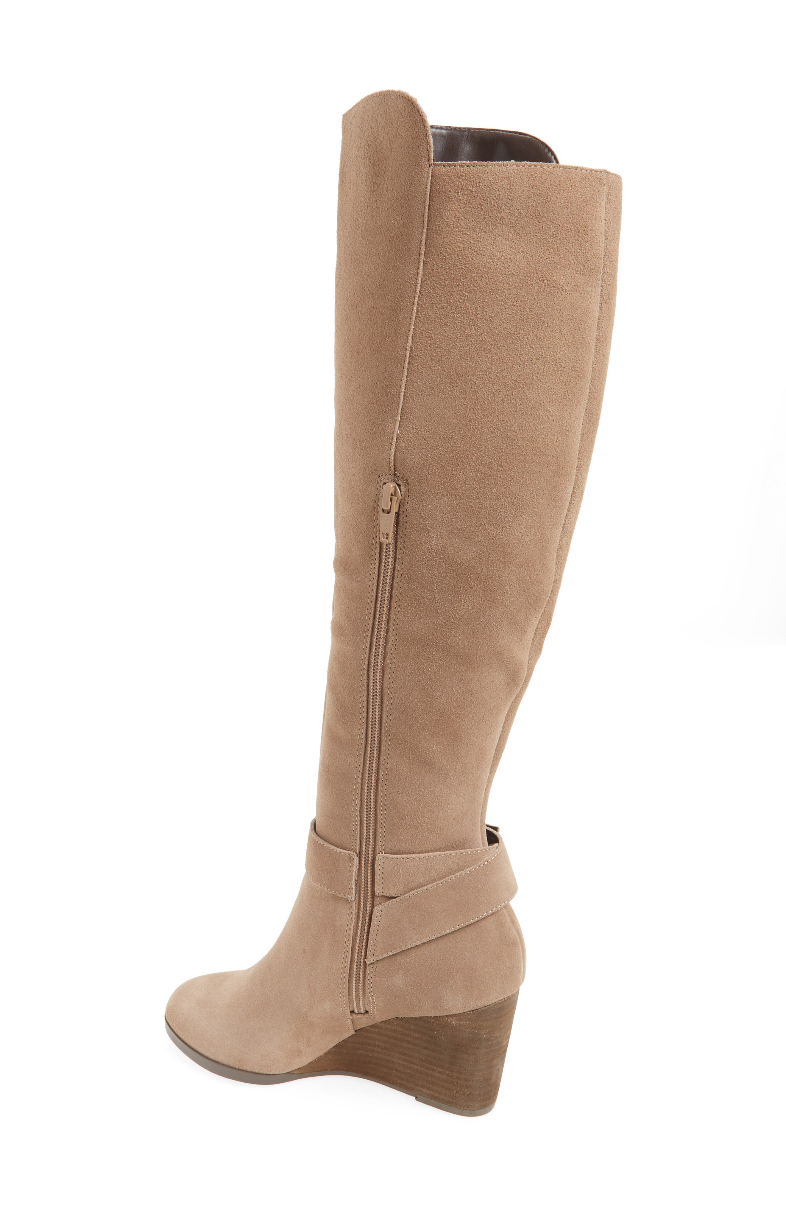 Alternate Image 2  - Sole Society Paloma Over the Knee Boot (Women)