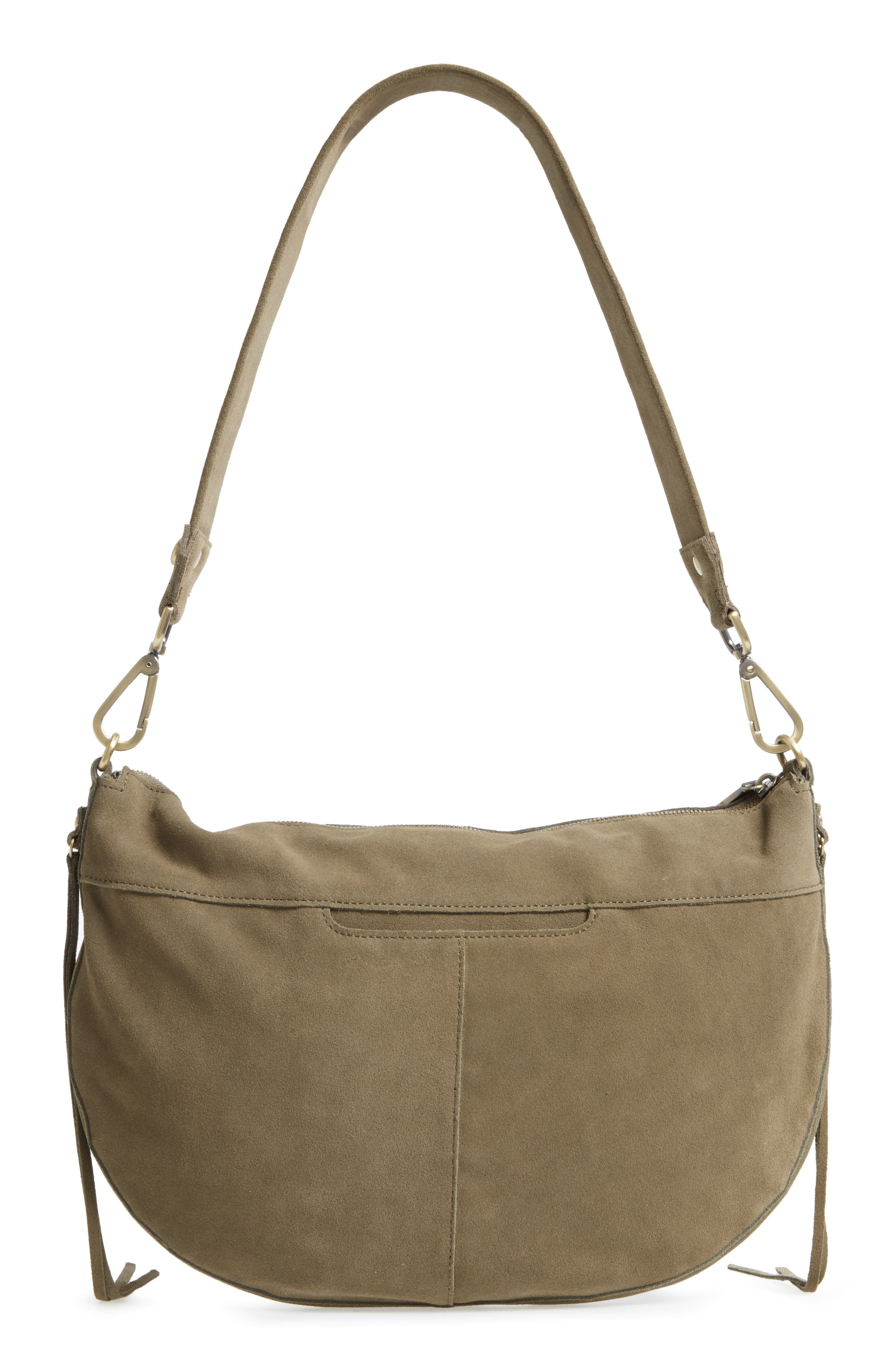 Alternate Image 2  - Hobo Cisco Leather Hobo Bag