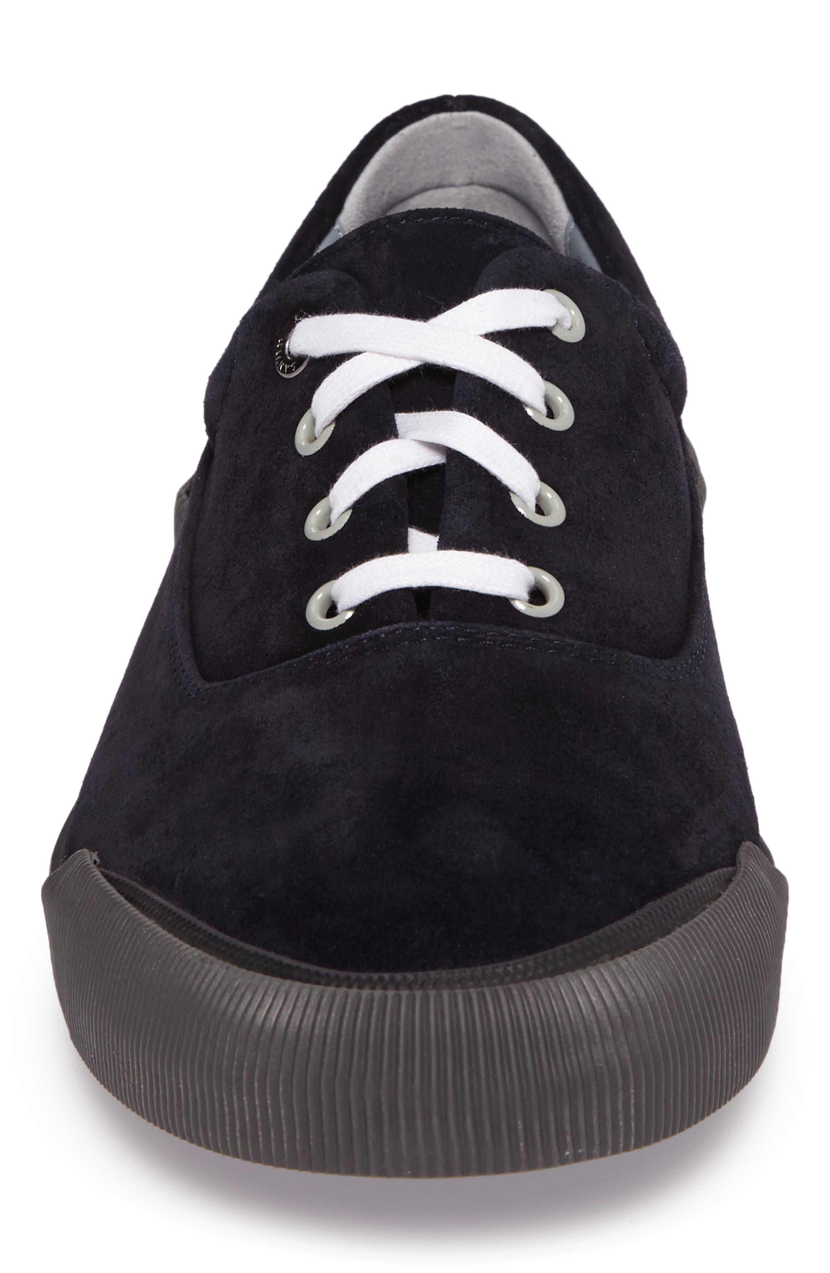 Alternate Image 4  - Lanvin Suede Sneaker (Men)