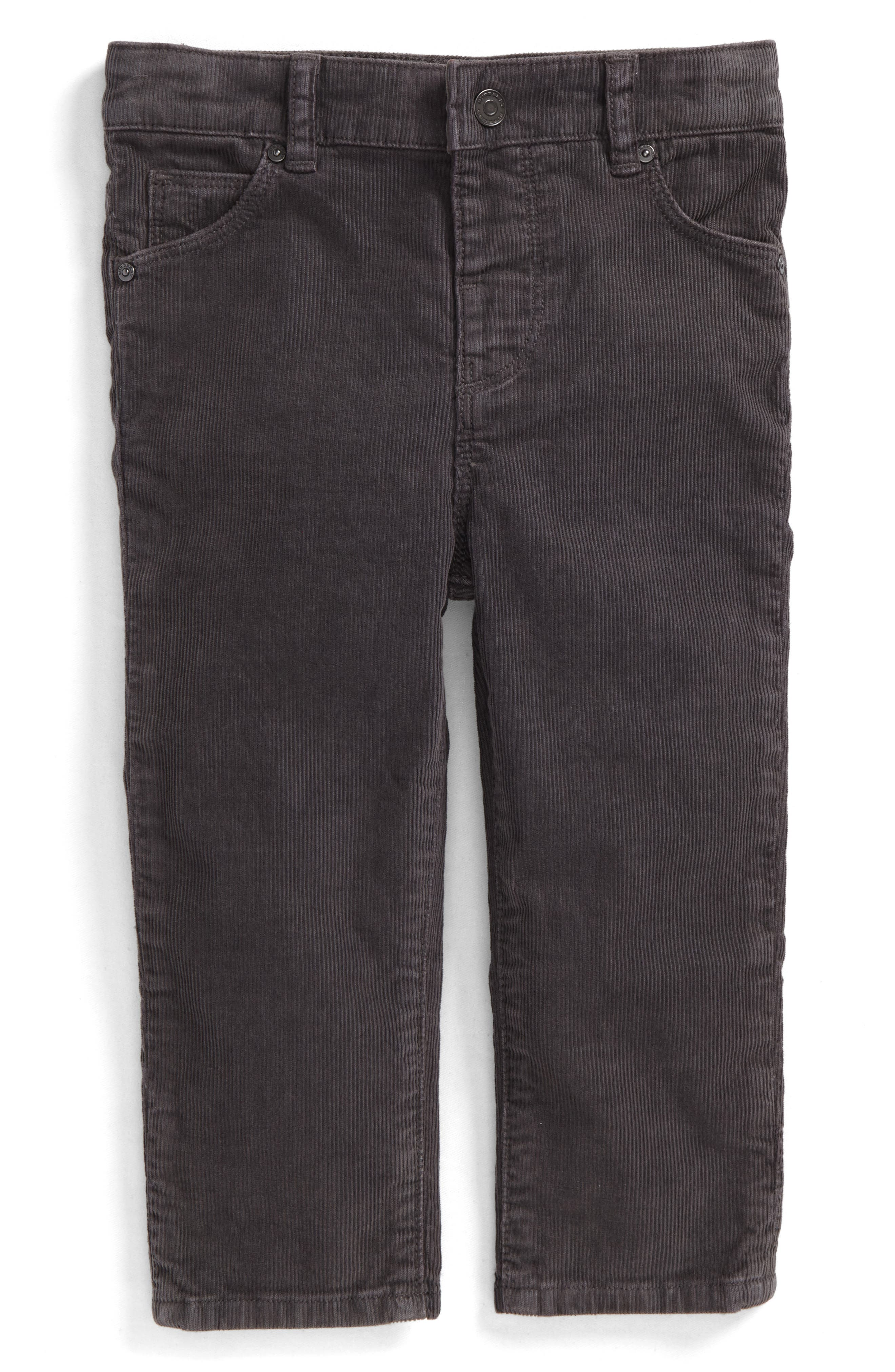 Burberry Langston Corduroy Skinny Pants (Baby Boys)