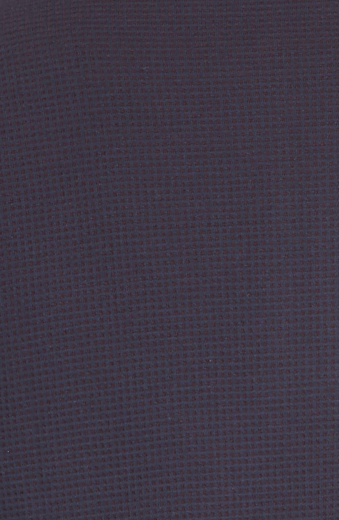 Alternate Image 5  - Tailor Vintage Reversible Quarter Zip Pullover