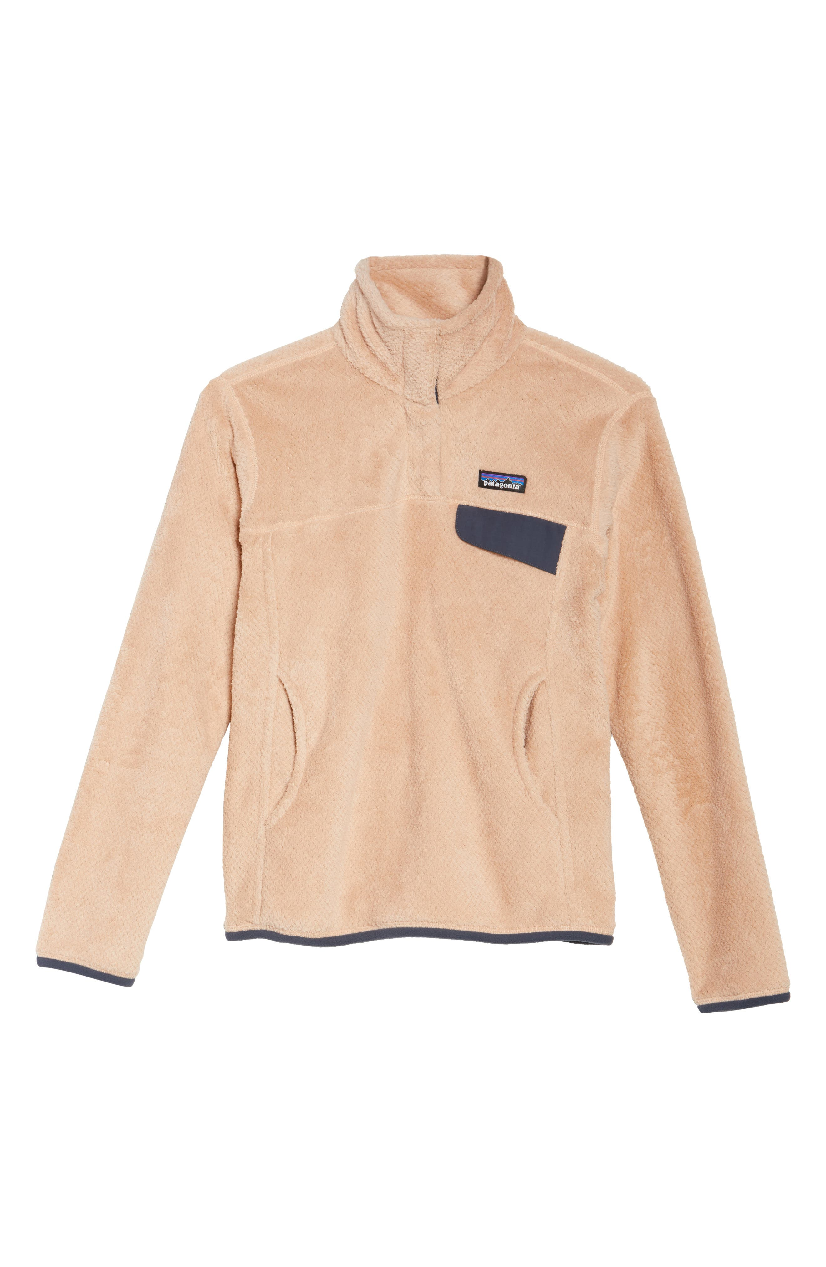 Alternate Image 6  - Patagonia Re-Tool Snap-T® Fleece Pullover