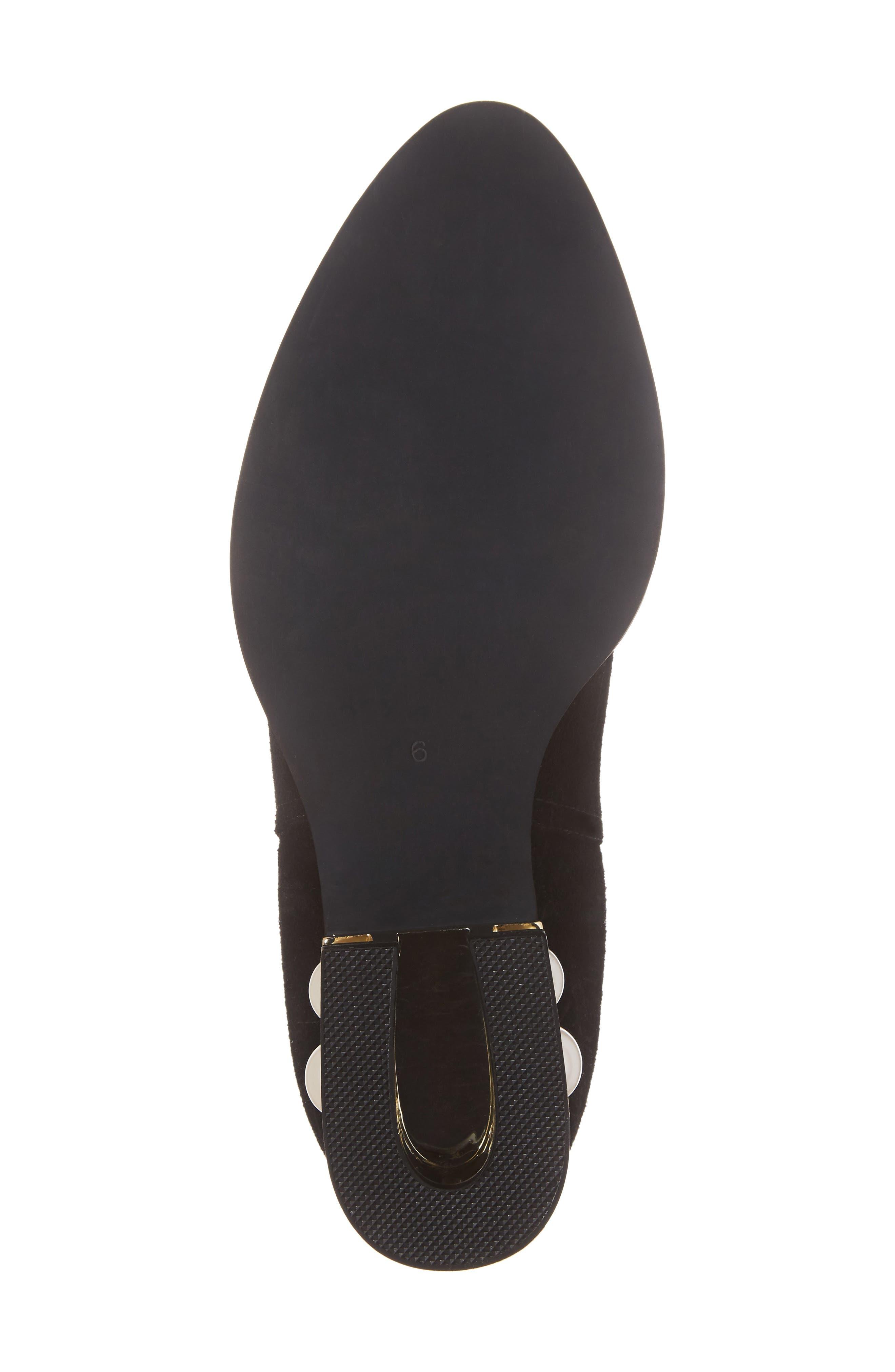 Alternate Image 6  - Jeffrey Campbell Metcalf Almond Toe Bootie (Women)
