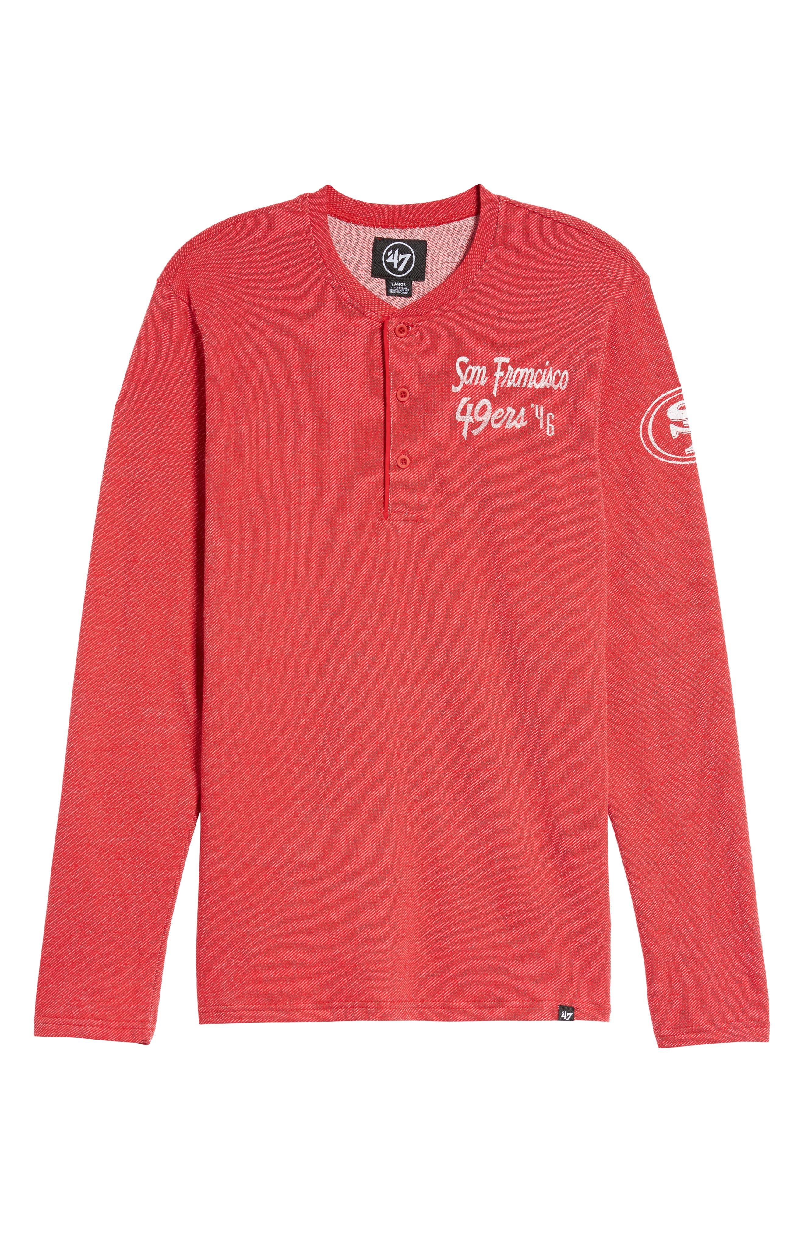 Alternate Image 5  - '47 San Francesco 49ers Henley
