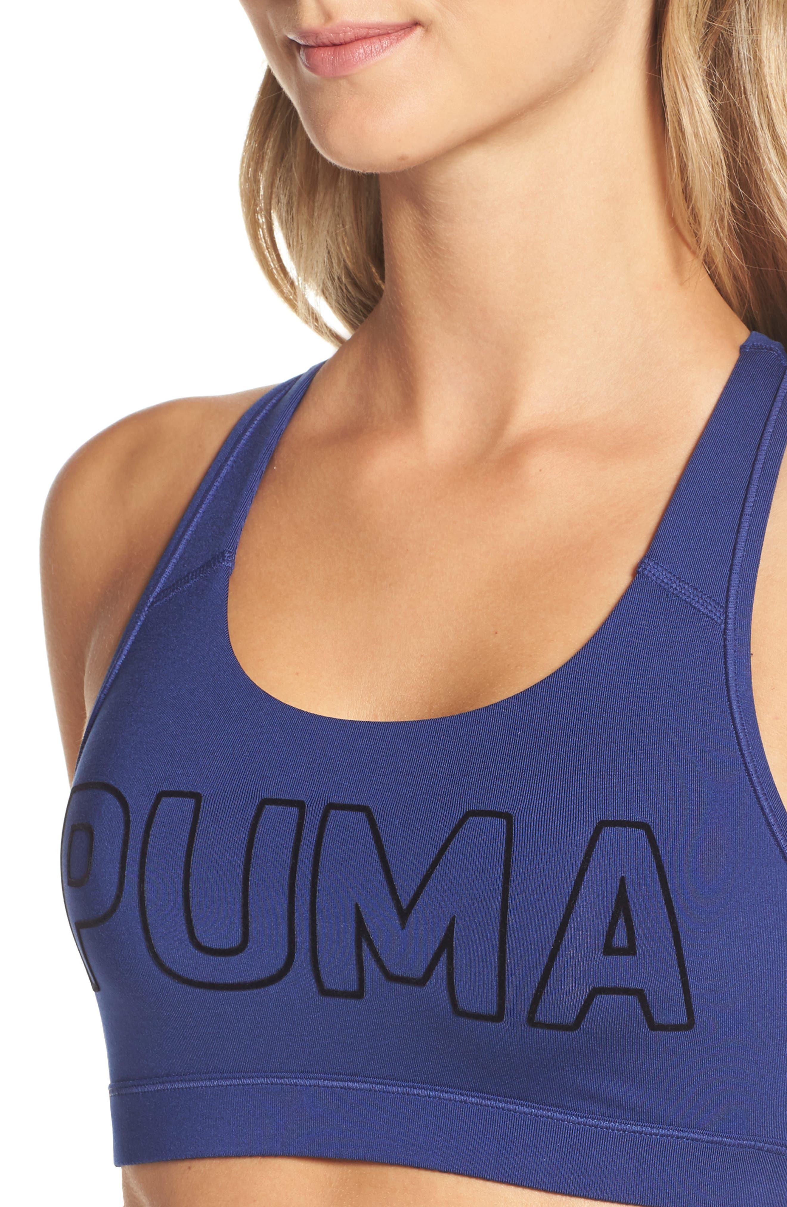 Alternate Image 4  - PUMA Training PWRSHAPE Forever Sports Bra
