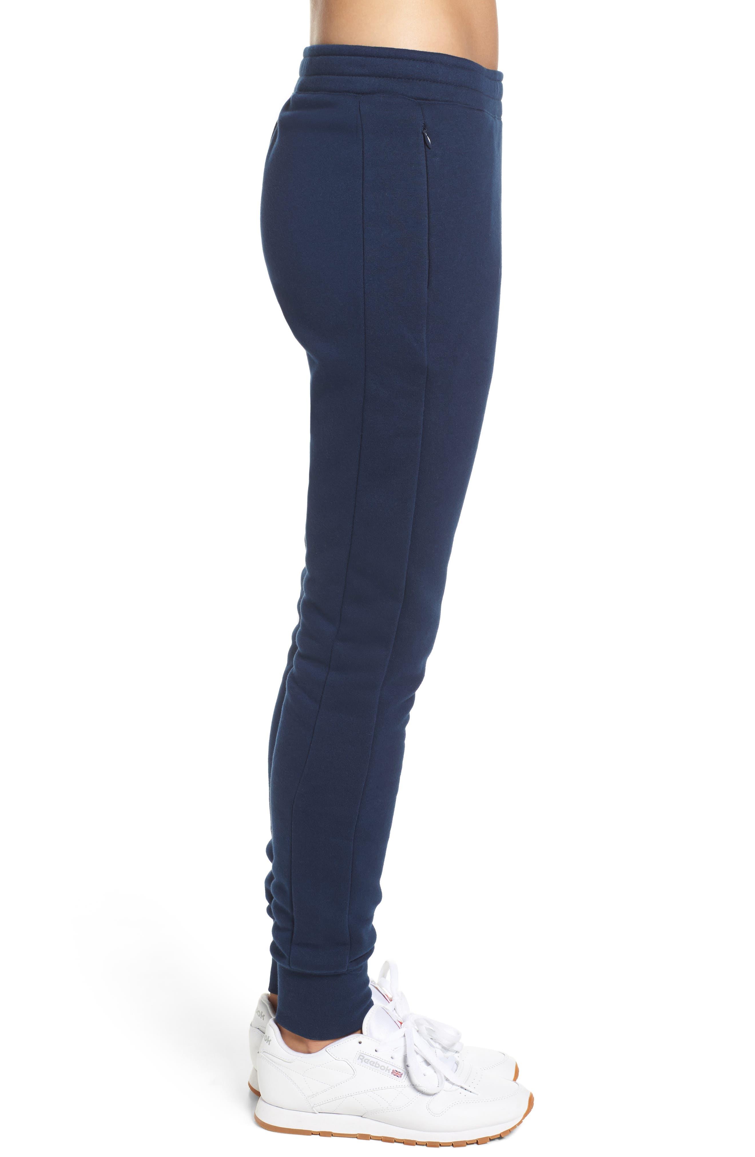 Alternate Image 3  - Reebok Classics Franchise Jogger Pants
