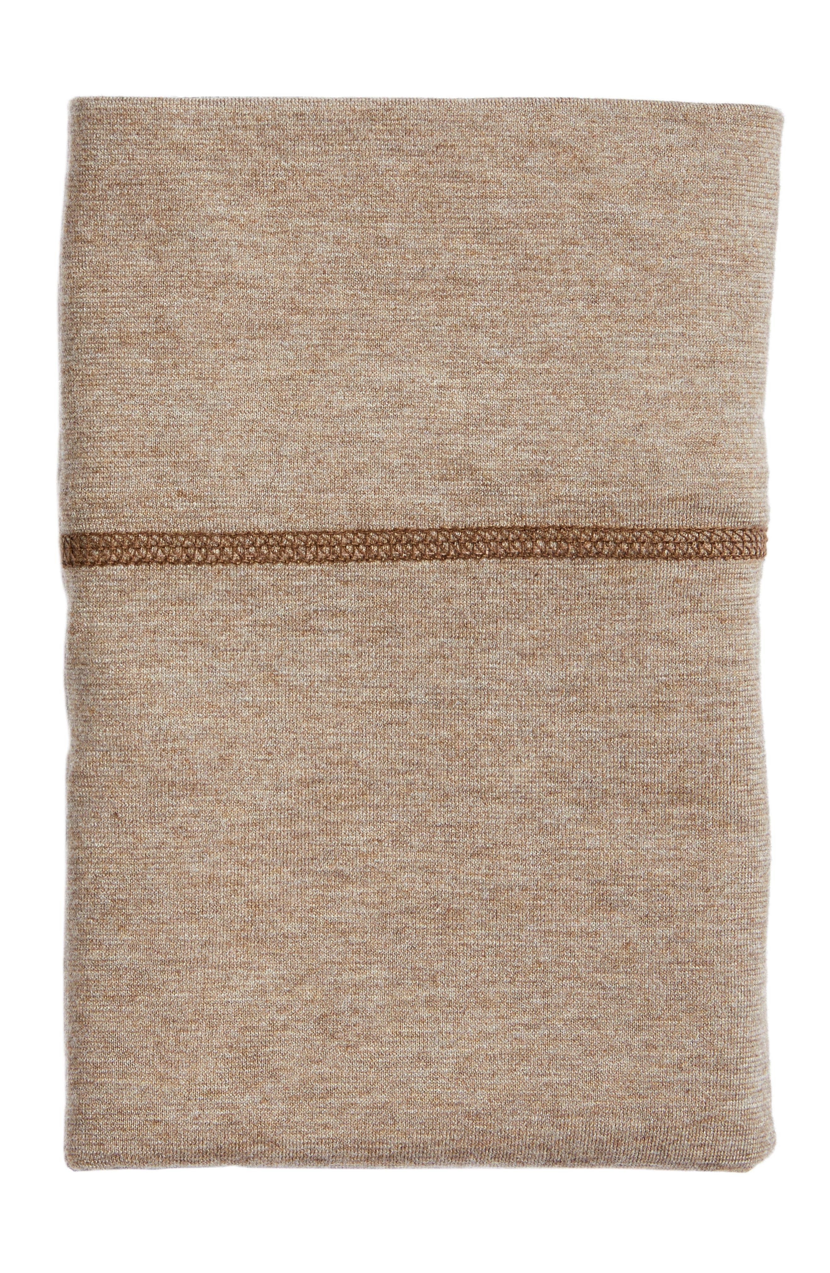 Calvin Klein Home Set of 2 Cotton & Modal Jersey Pillowcases