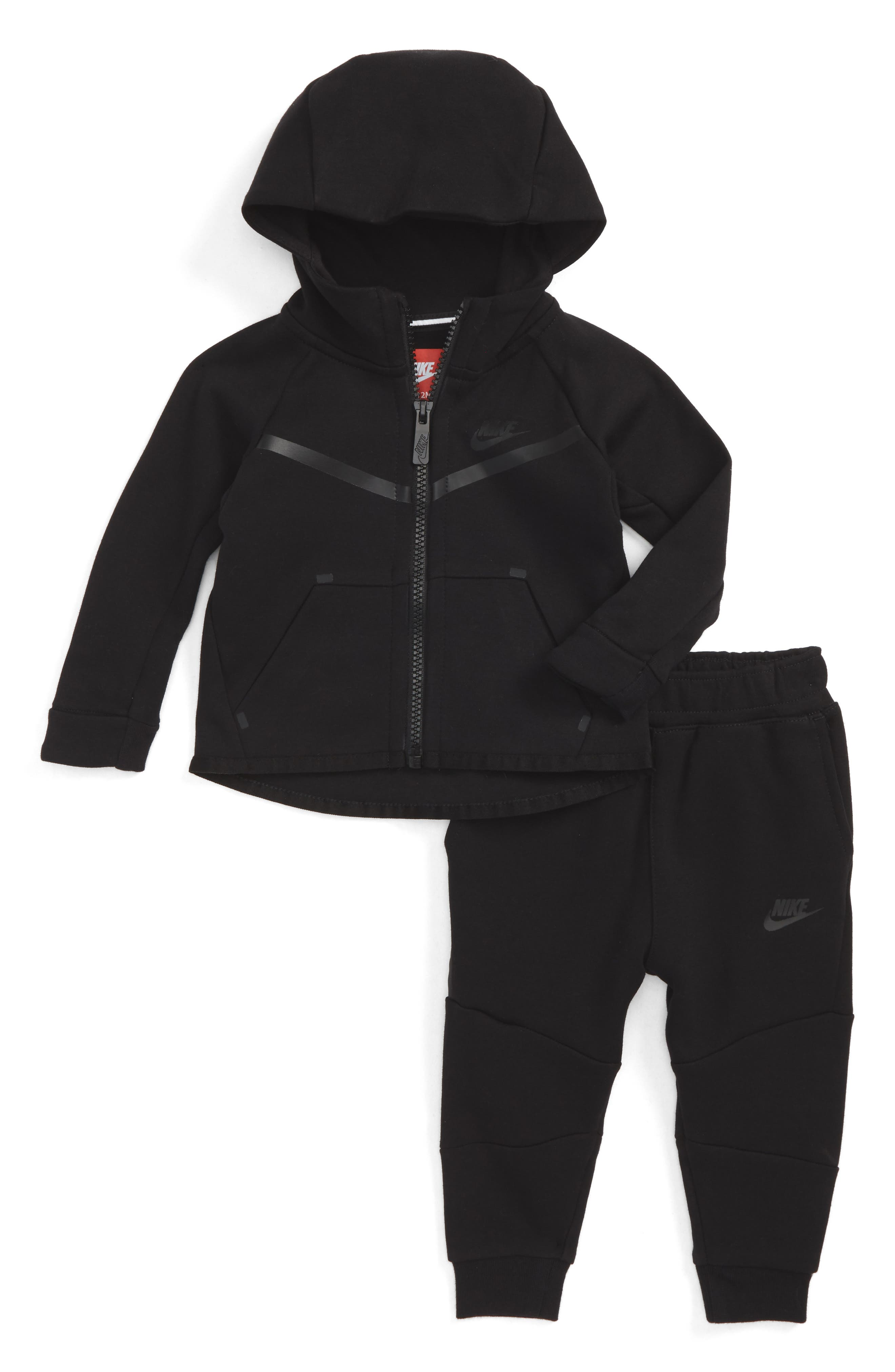 Nike Tech Fleece Hoodie & Pants Set (Baby)