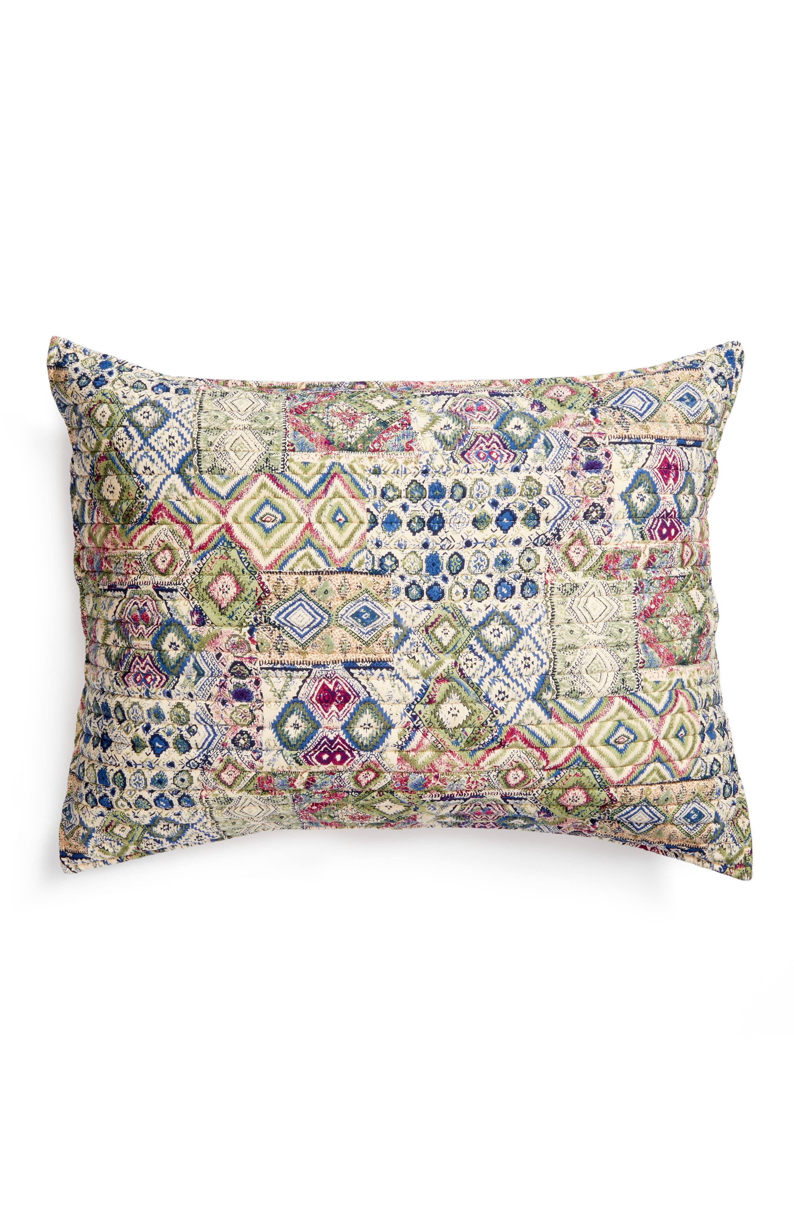 Lisbon Berry Pillow Sham,                         Main,                         color, Multi