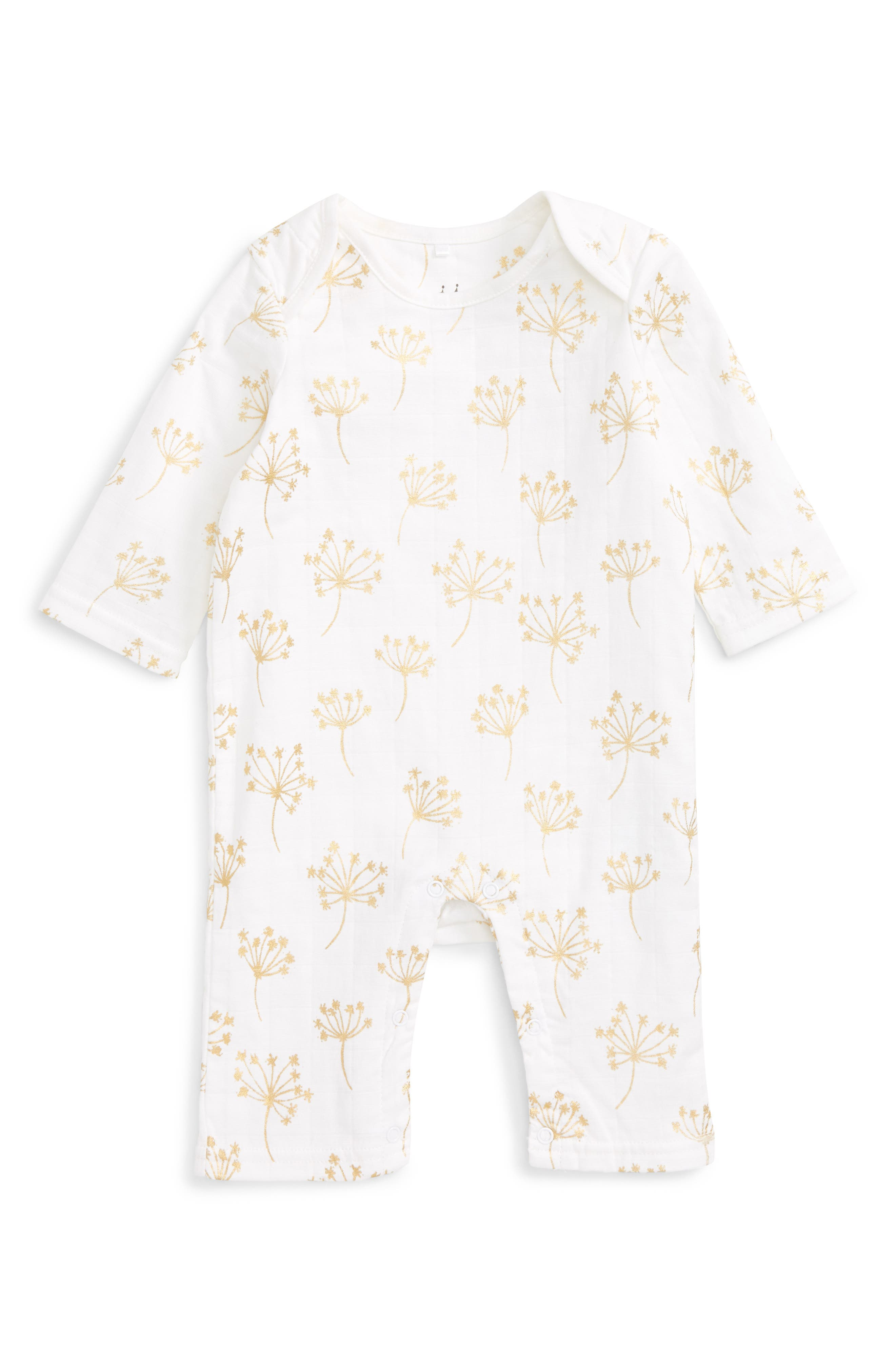 aden + anais Quilted Romper (Baby)