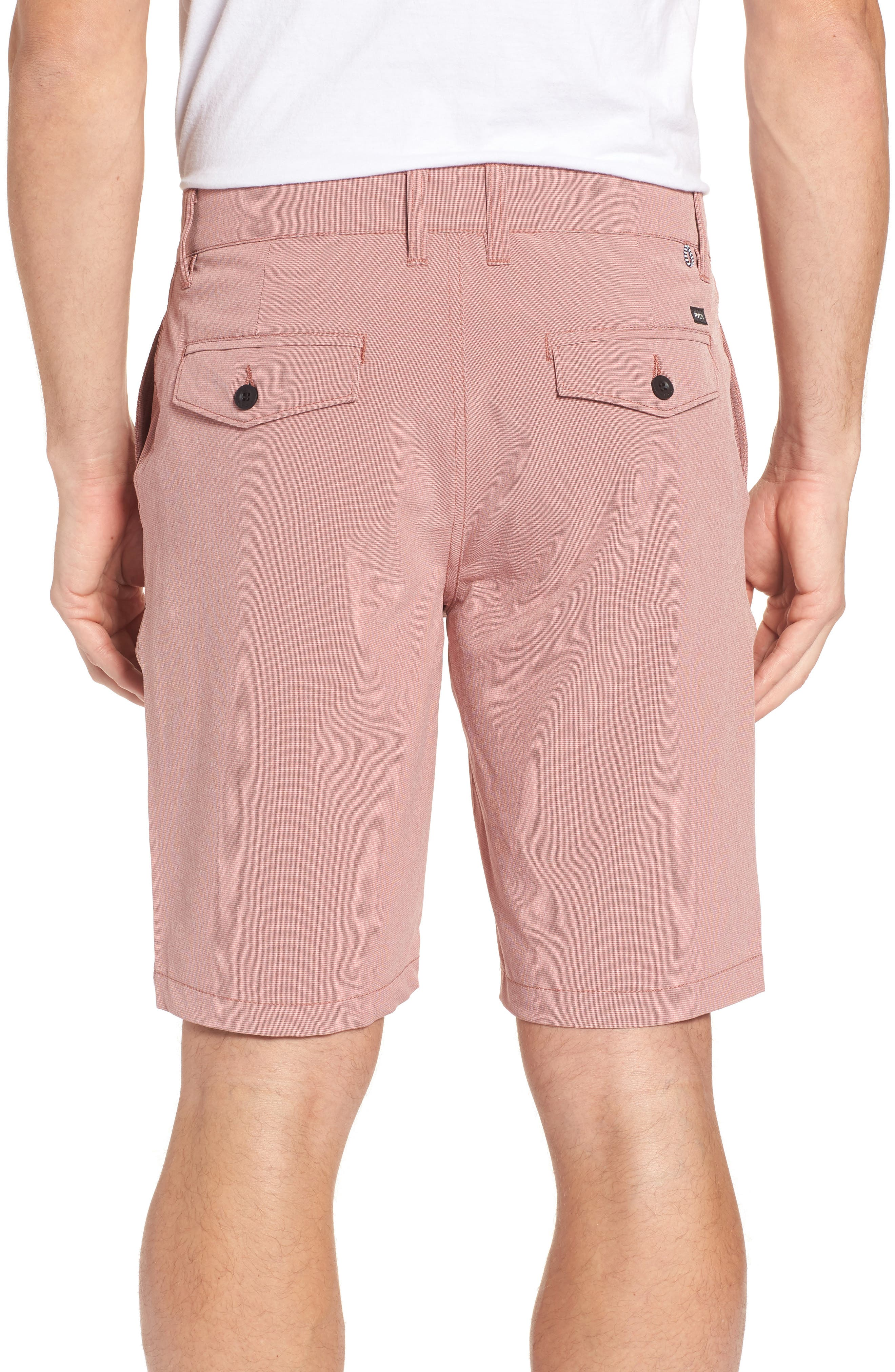 Alternate Image 2  - RVCA Grid Hybrid Shorts