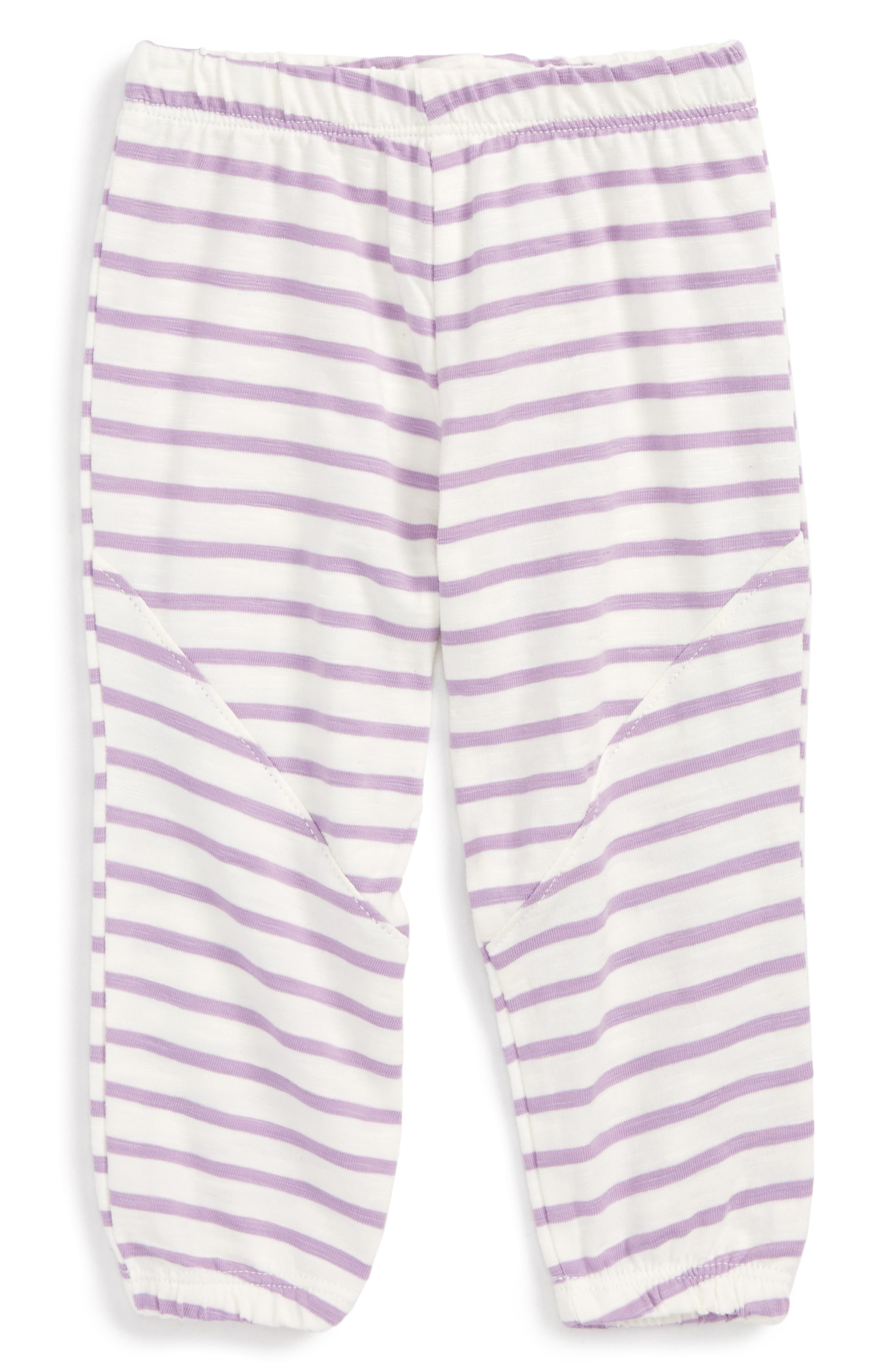 Hatley Mini Stripe Leggings (Baby Girls)