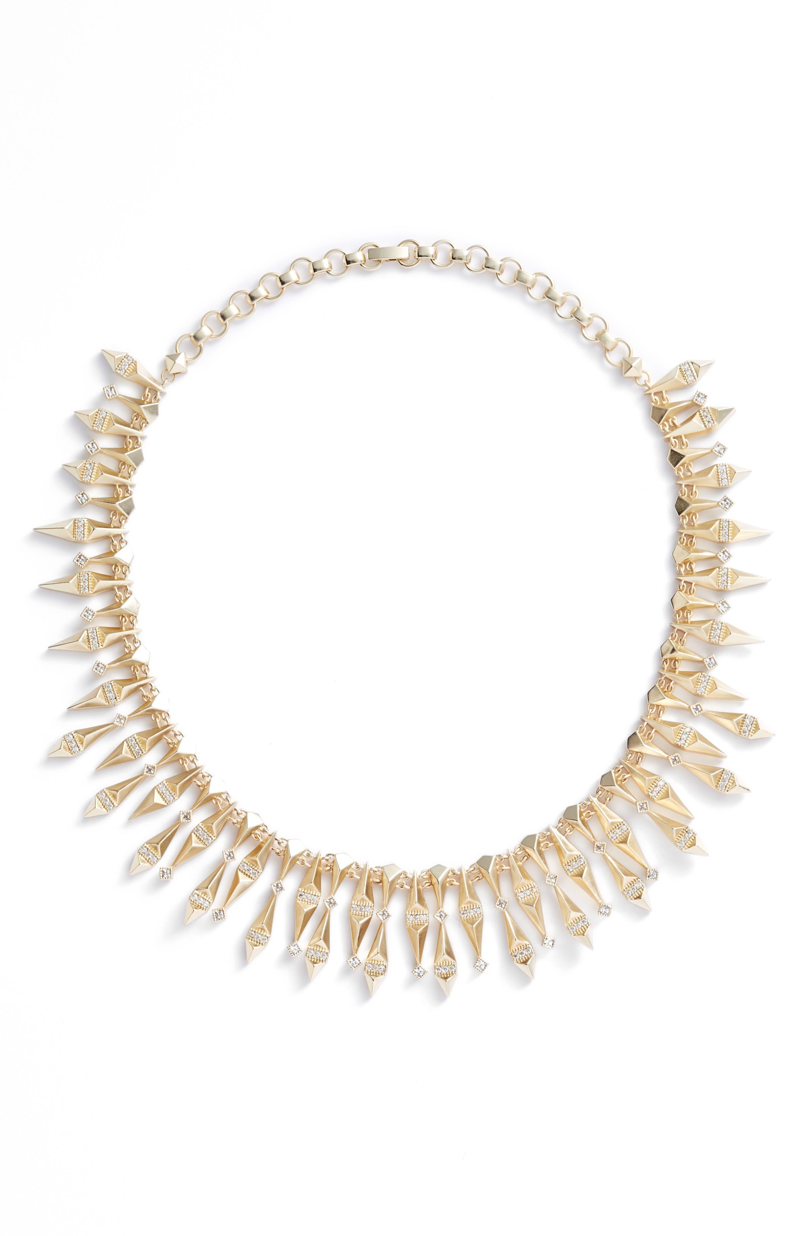 Alternate Image 1 Selected - Kendra Scott Cici Collar Necklace