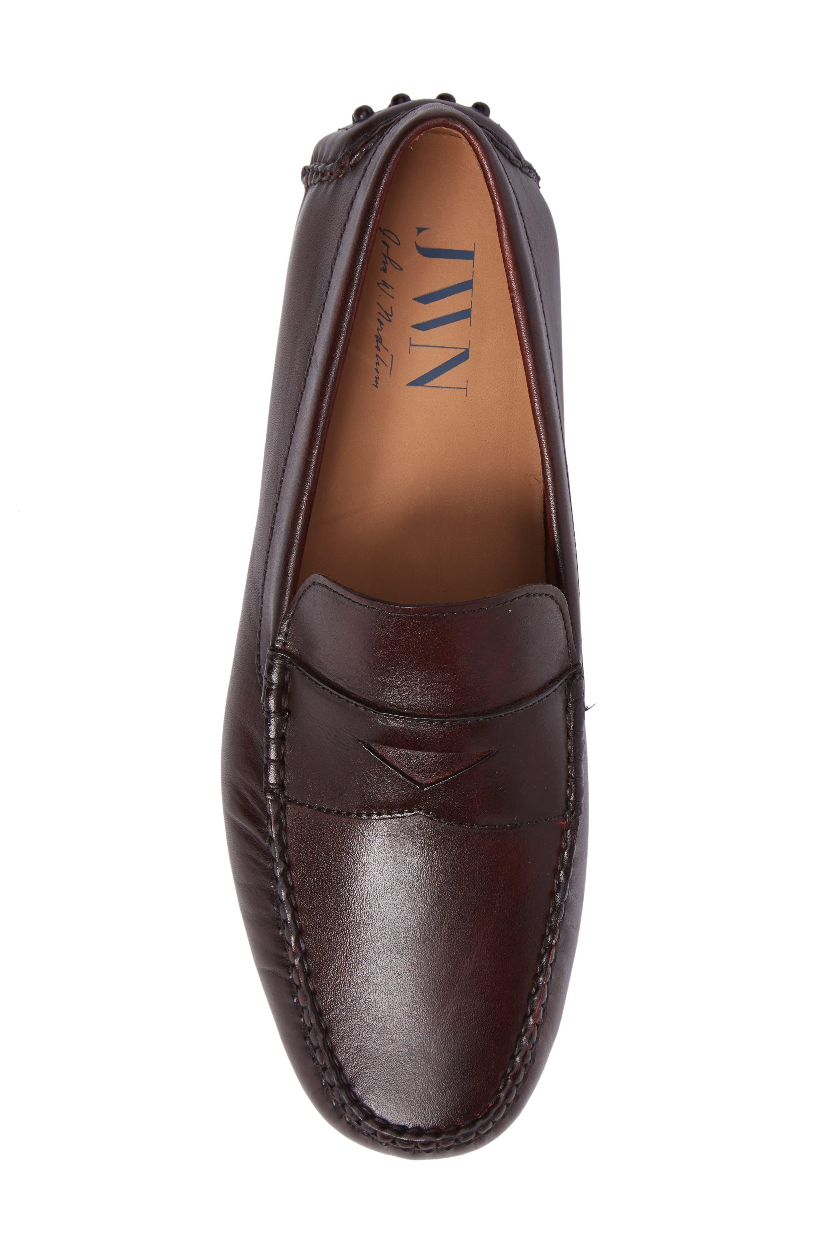 Alternate Image 5  - John W. Nordstrom® Eaton Driving Shoe (Men)