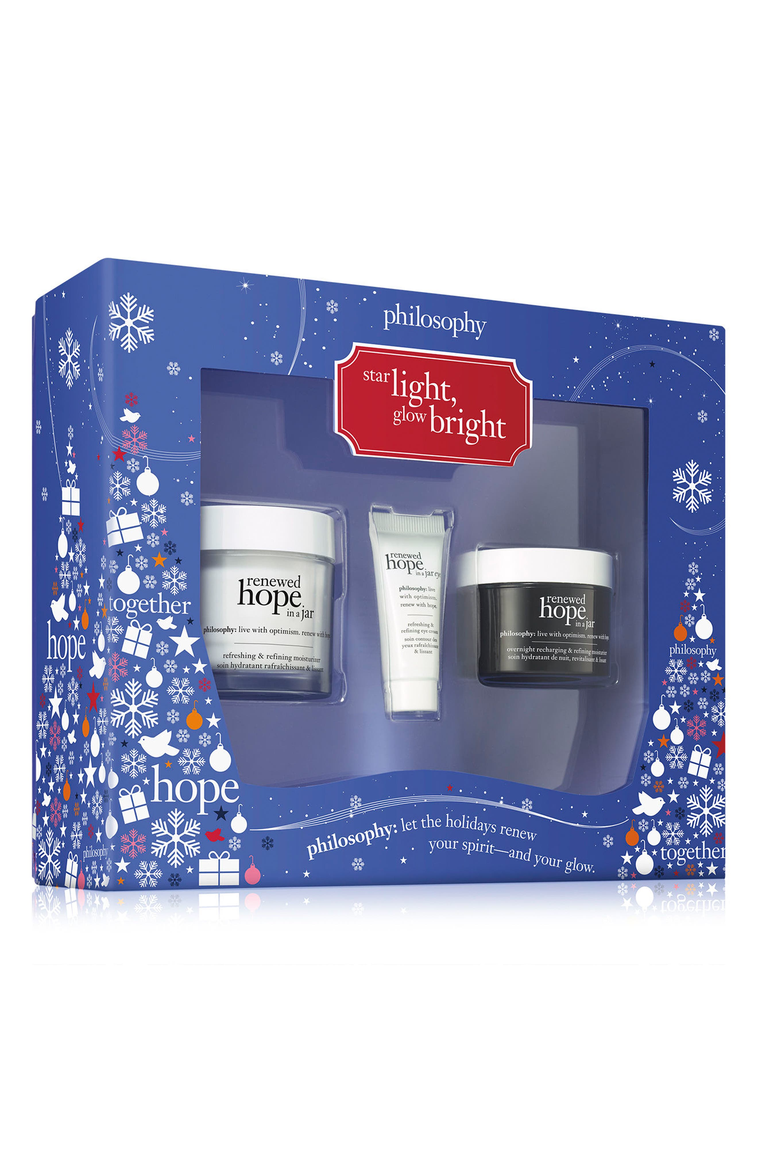 Main Image - philosophy star light, star bright set (Limited Edition)