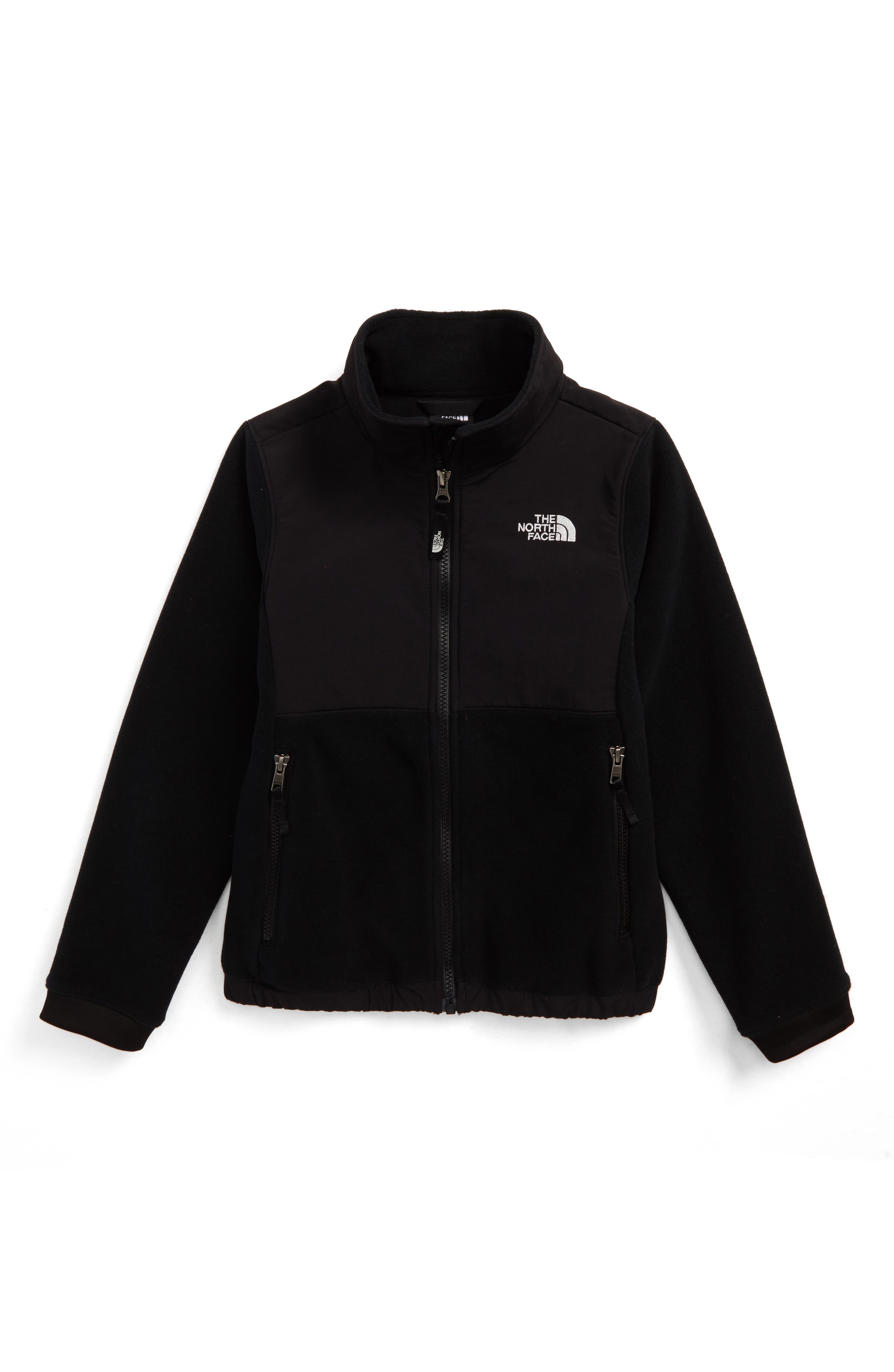 'Denali' Thermal Jacket,                             Main thumbnail 1, color,                             Tnf Black