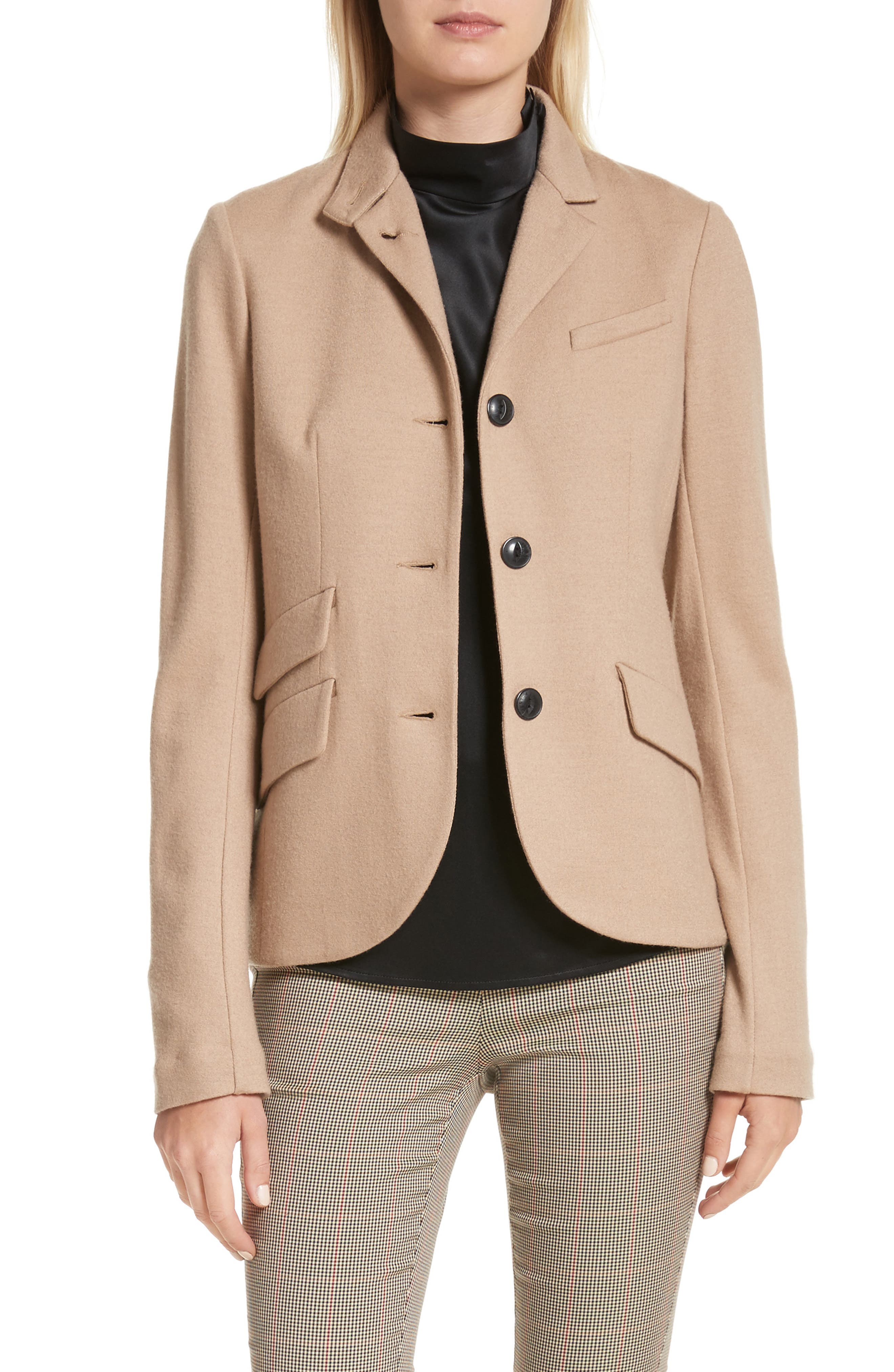Alternate Image 1 Selected - rag & bone Slade Wool Blazer