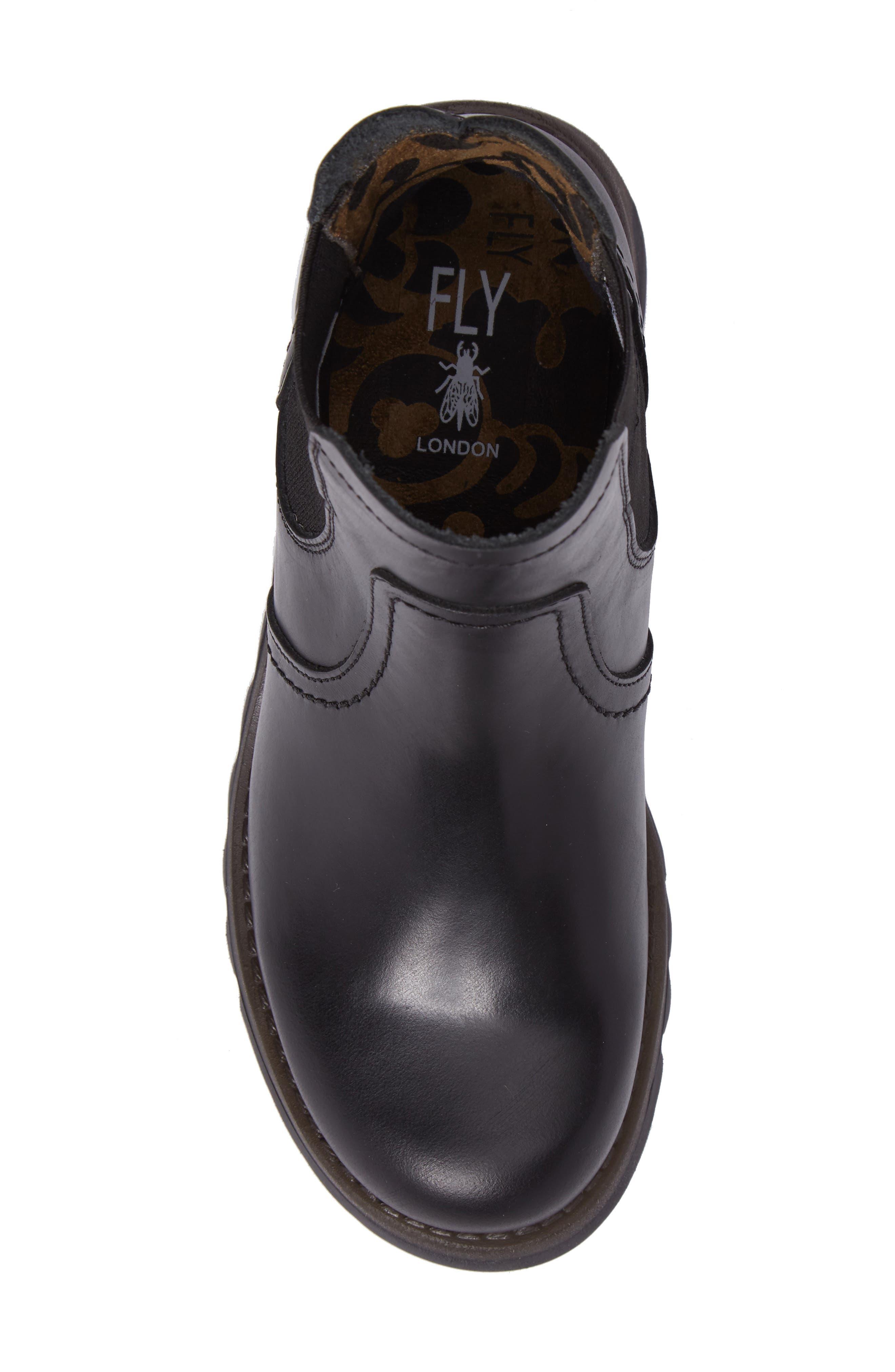 Alternate Image 4  - Fly London Scon Waterproof Gore-Tex® Chelsea Boot (Women)