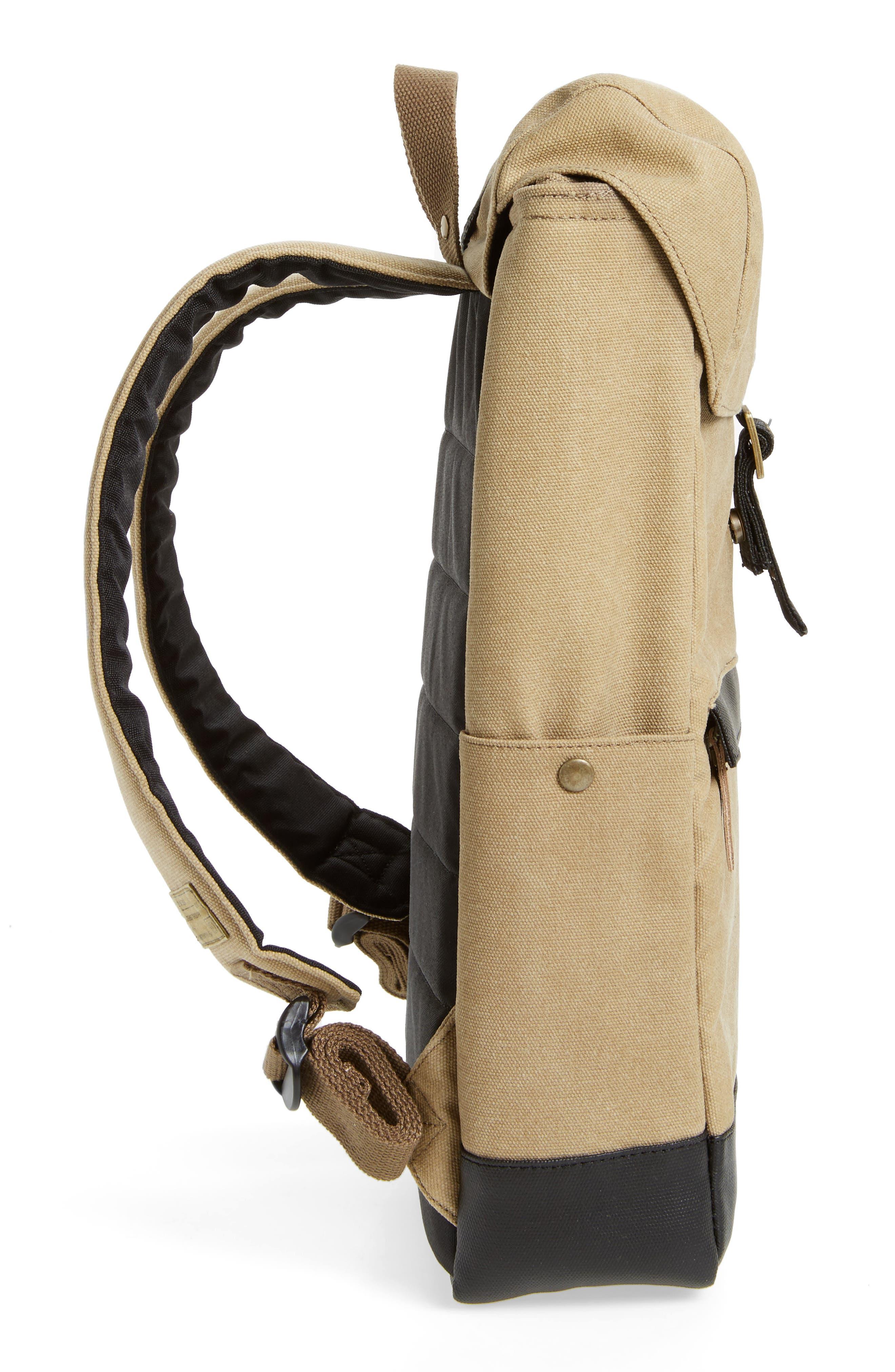Alternate Image 5  - HEX 'Alliance' Water Resistant Backpack