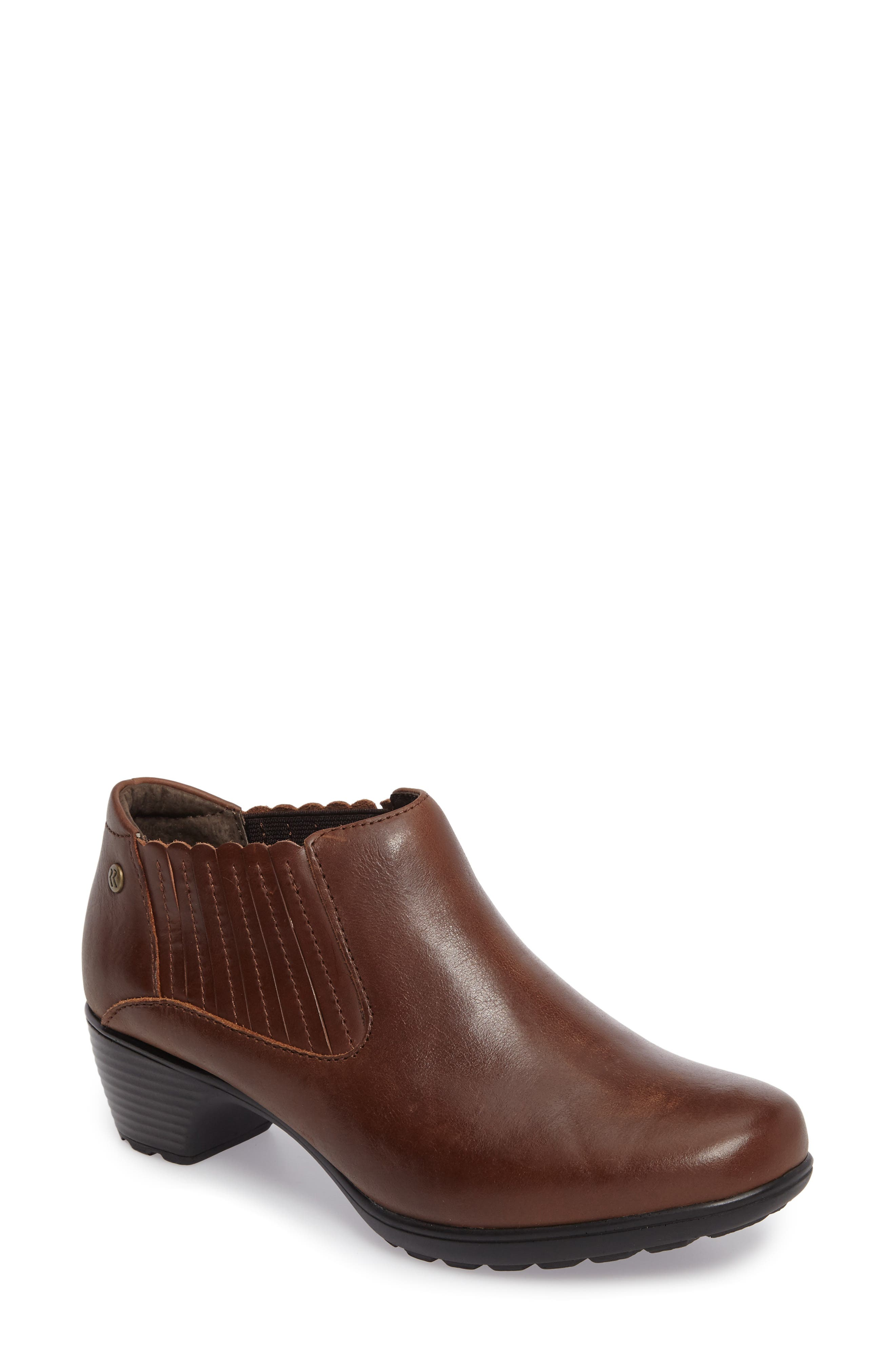 'Banja 15' Bootie,                         Main,                         color, Moro Leather