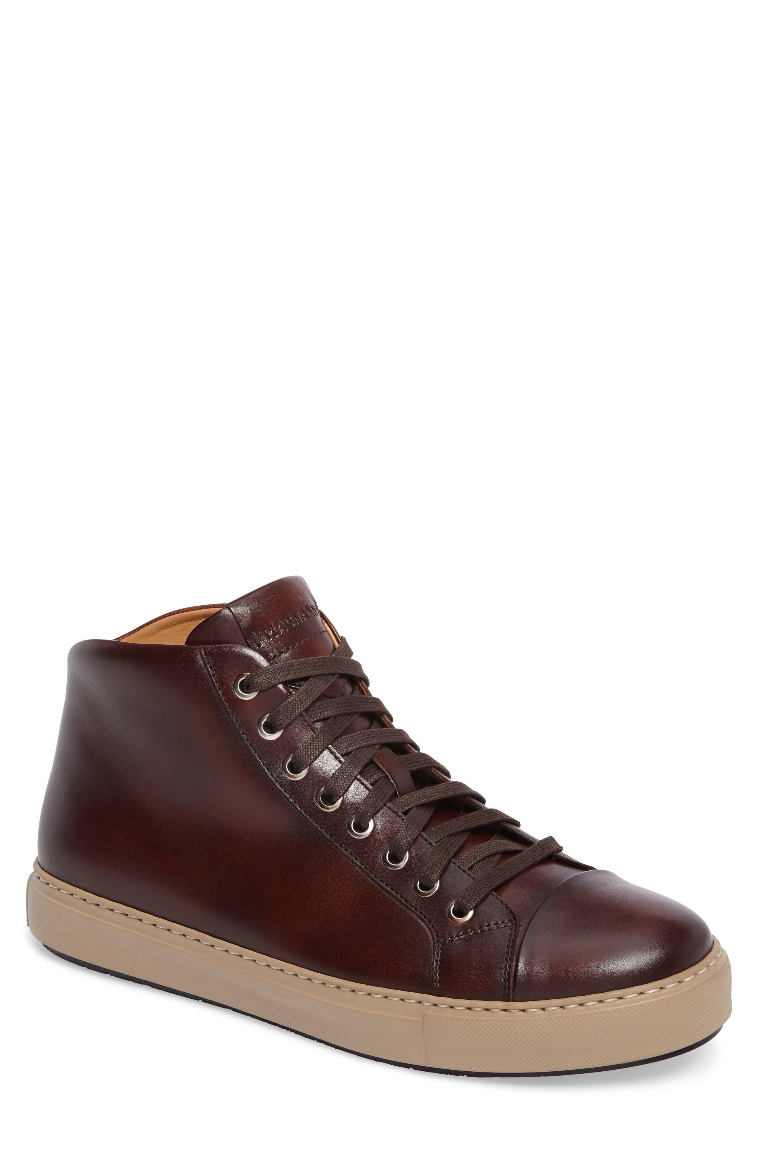 Magnanni Kavon High Top Sneaker (Men)