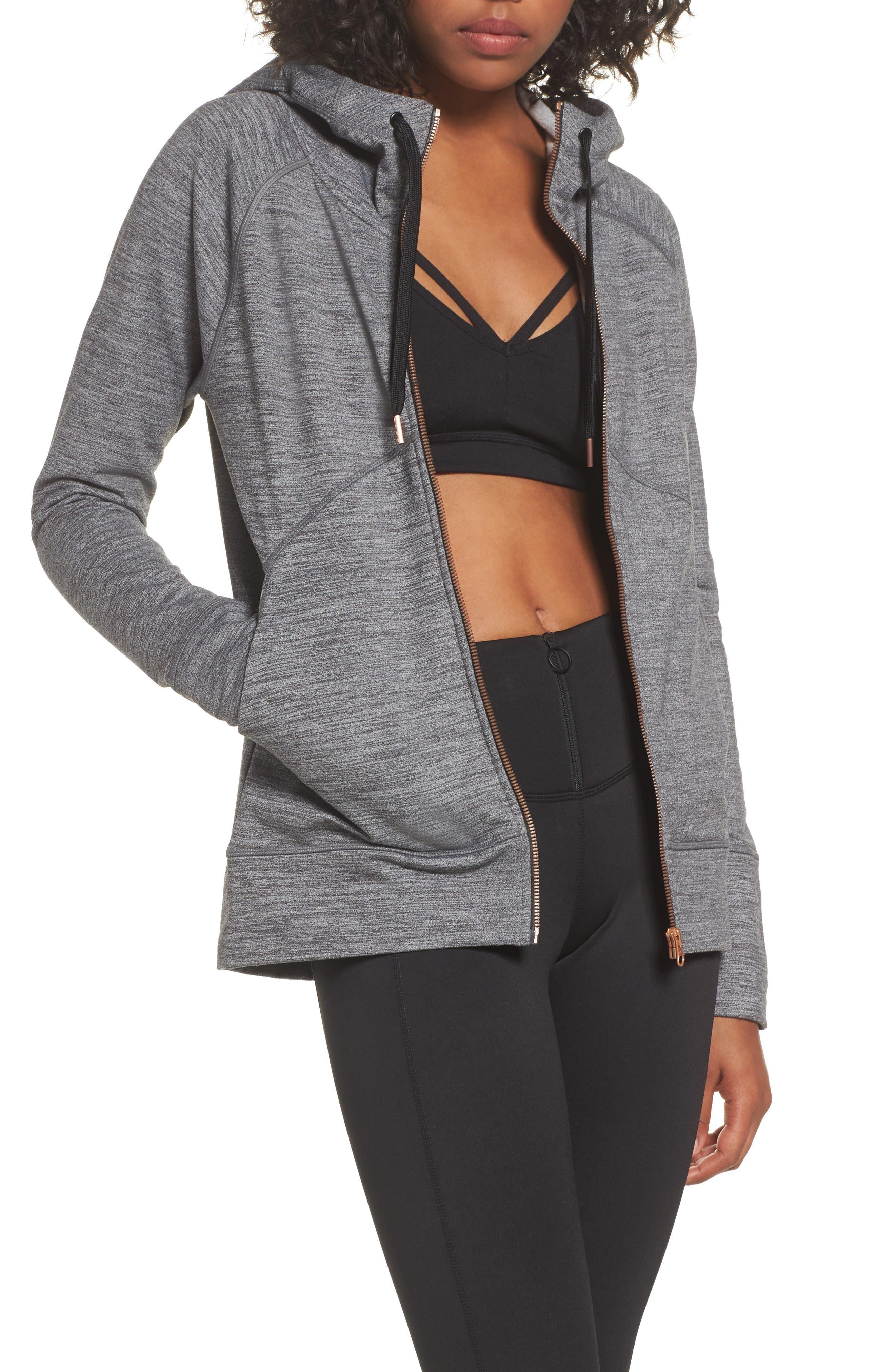 Revival Hoodie,                         Main,                         color, Grey Graphite