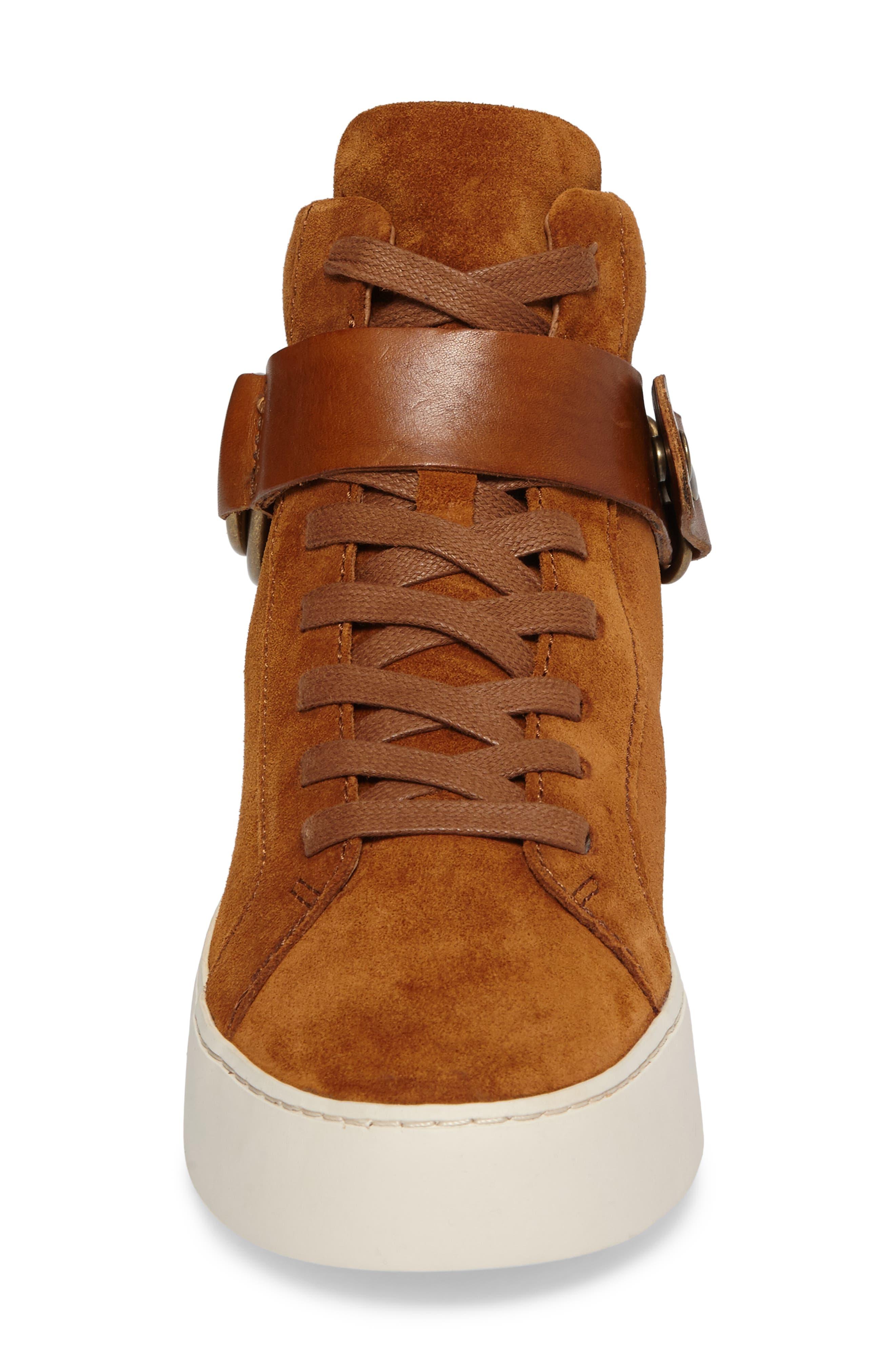 Alternate Image 4  - Frye Lena Harness Sneaker (Women)