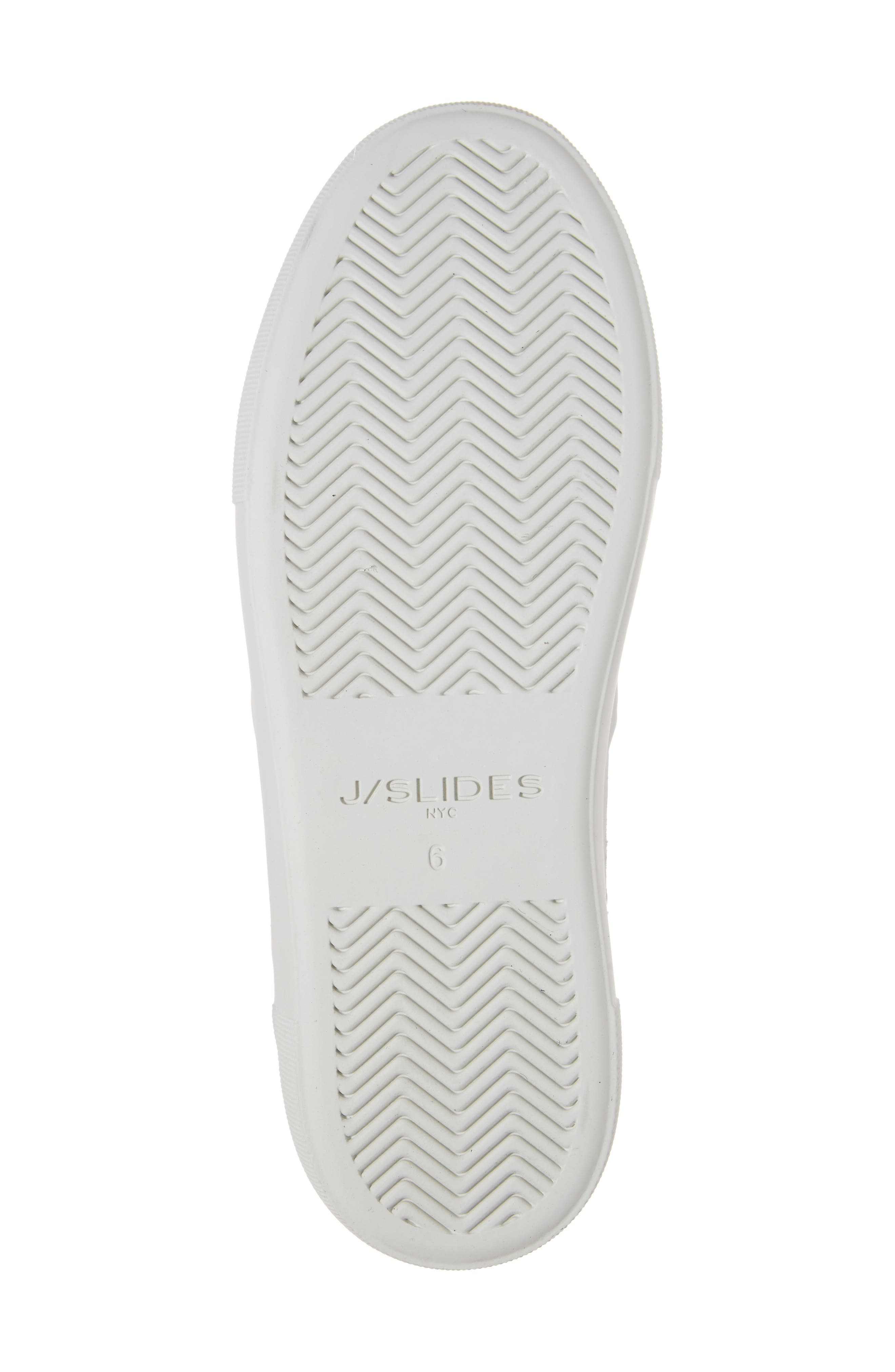 Arpel Faux Fur Lined Slip-On Sneaker,                             Alternate thumbnail 6, color,                             Black Suede
