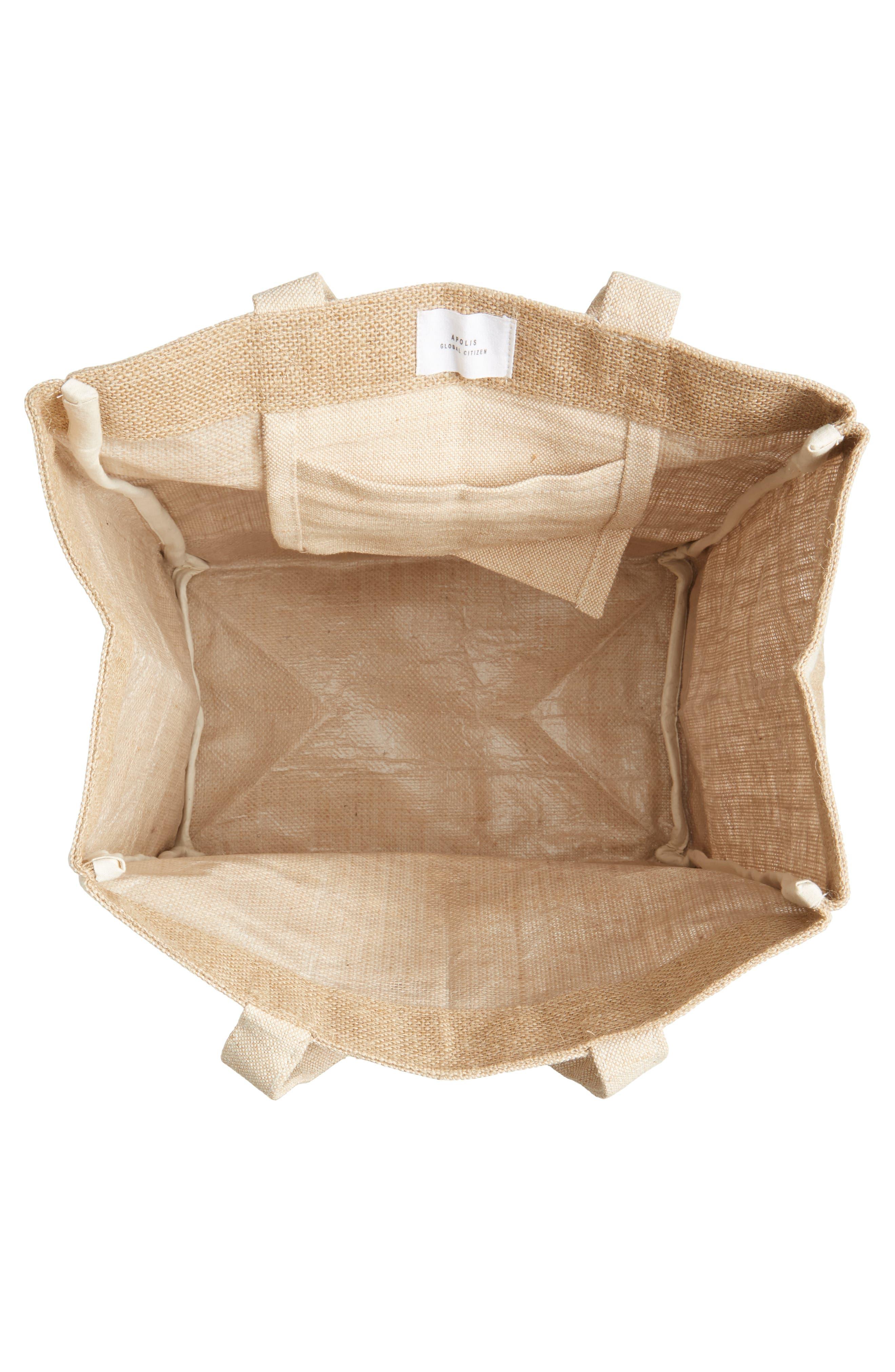 Alternate Image 3  - Apolis San Diego Simple Market Bag