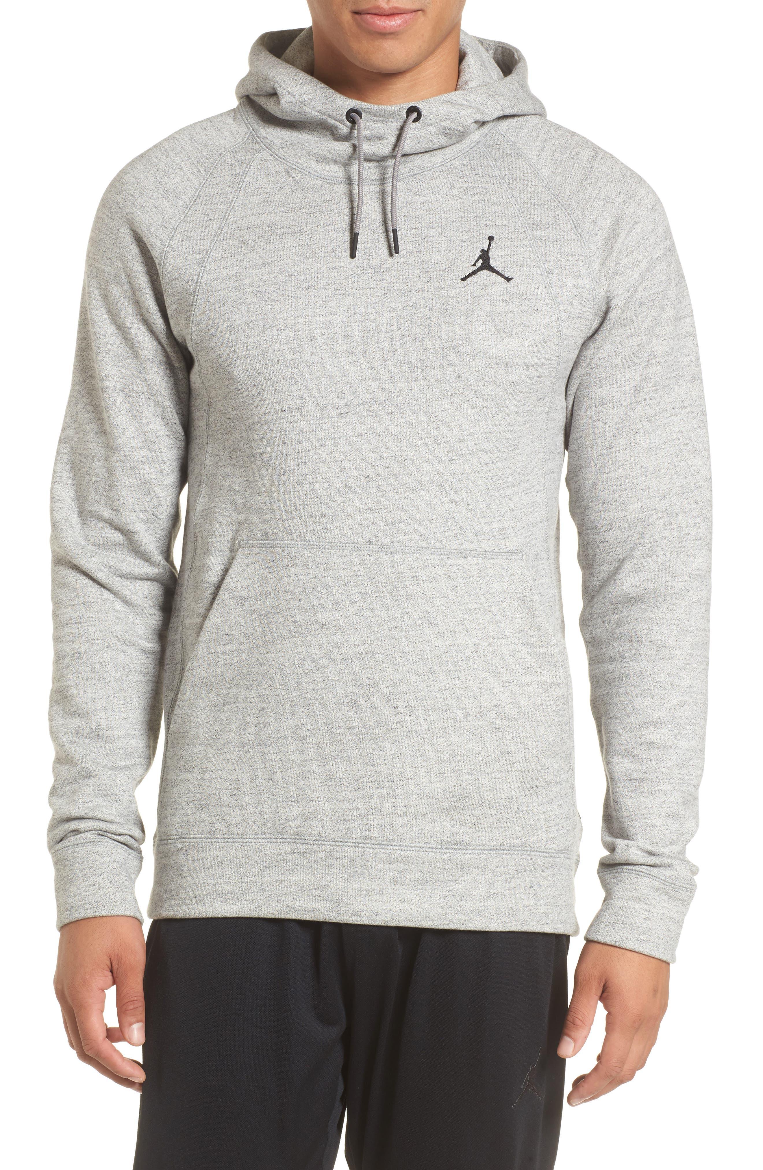 Alternate Image 1 Selected - Nike Jordan Sportswear Fleece Hoodie