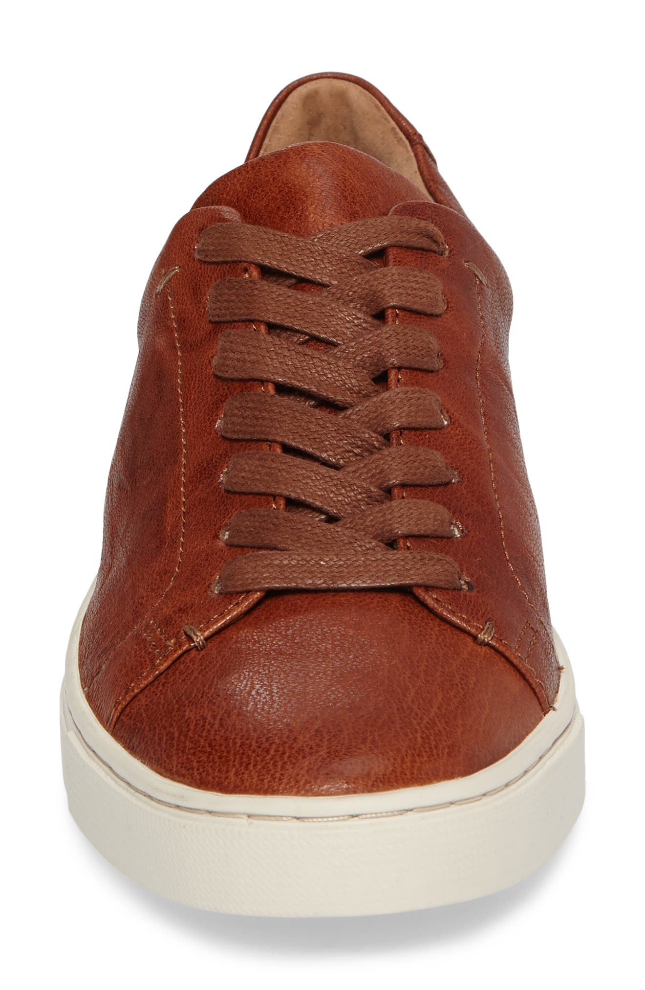 Ivy Sneaker,                             Alternate thumbnail 4, color,                             Cognac
