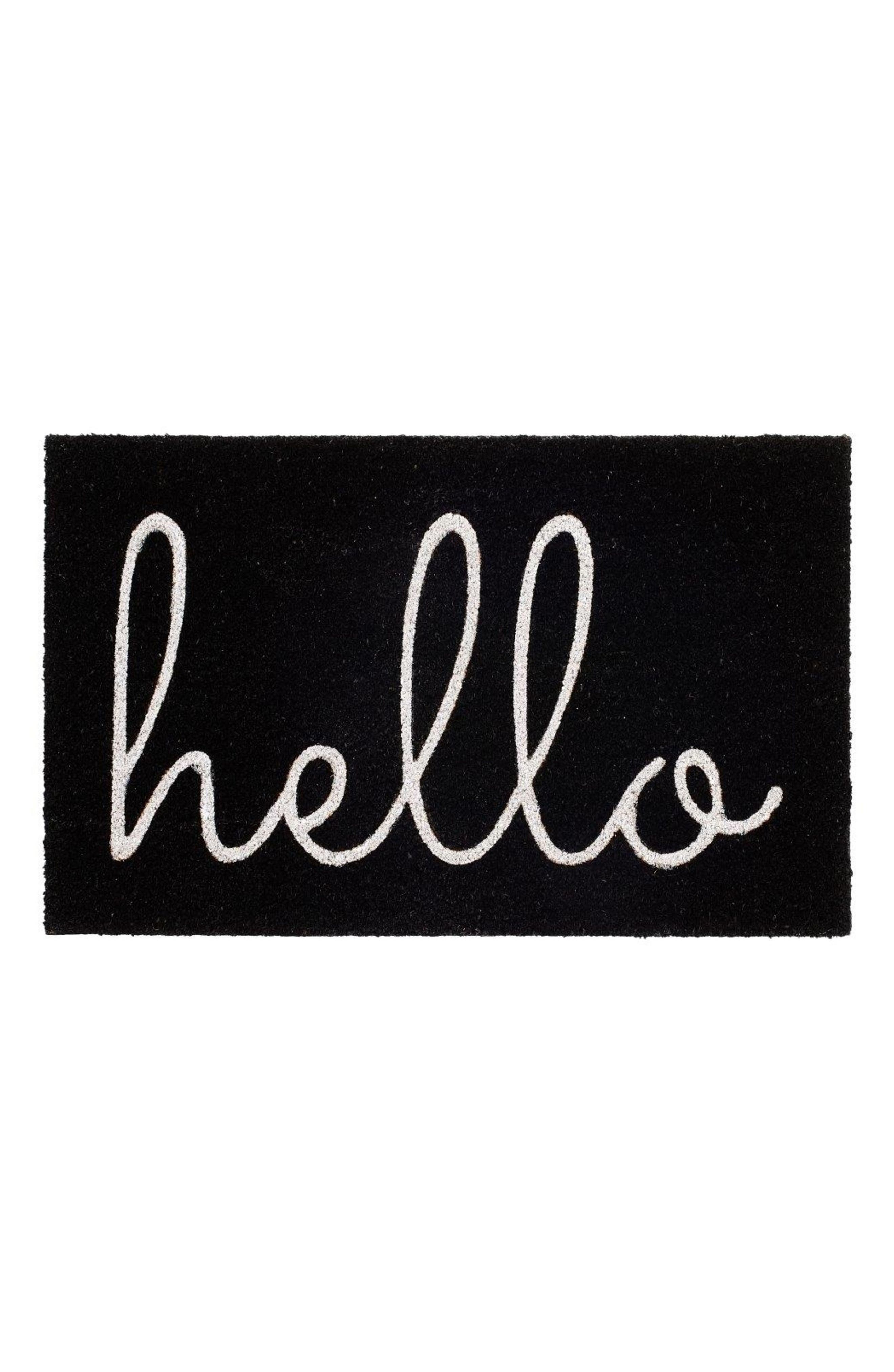 Bovi Hello Door Mat