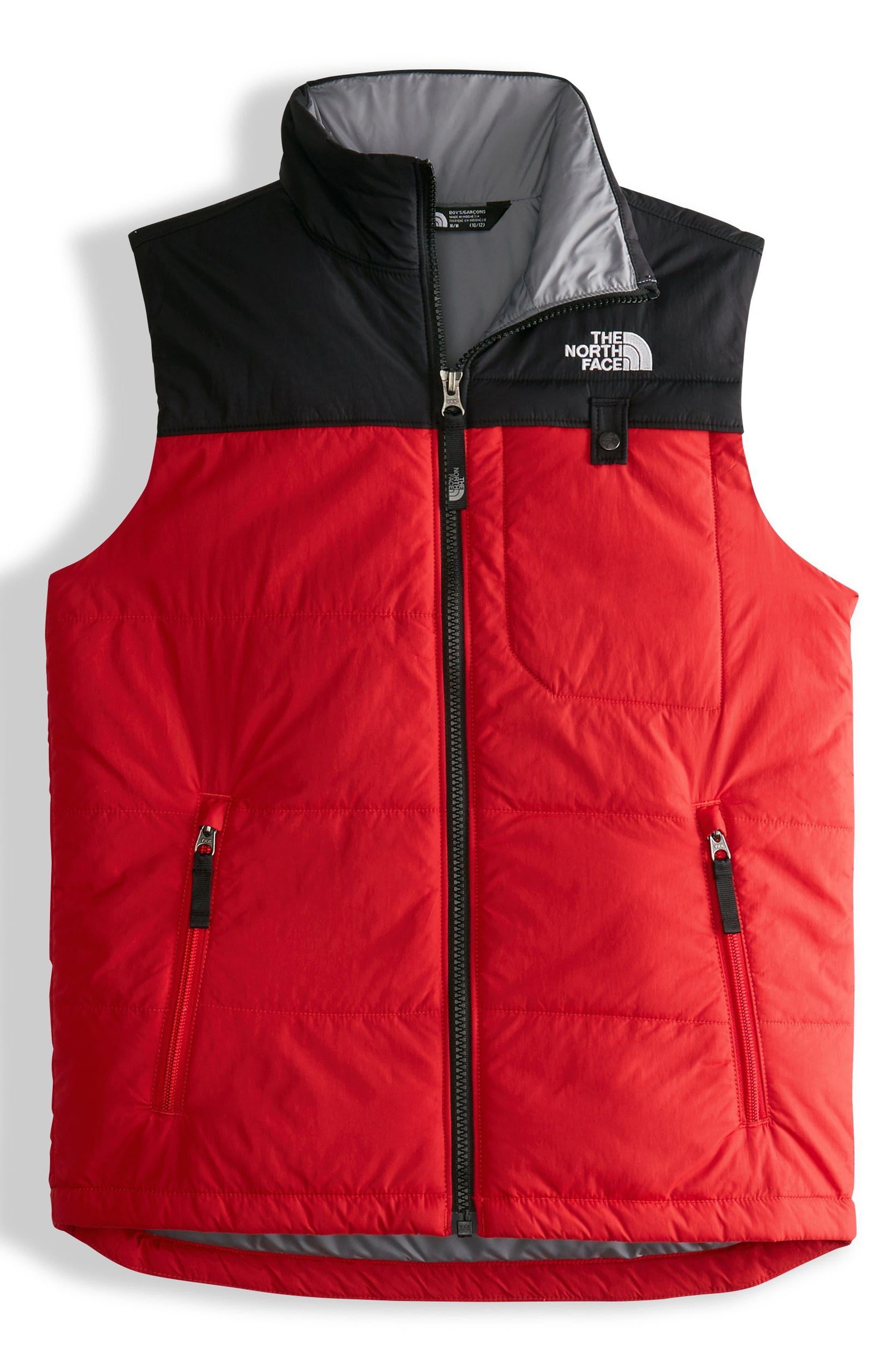 Harway Heatseeker<sup>™</sup> Water Resistant Vest,                         Main,                         color, Tnf Red