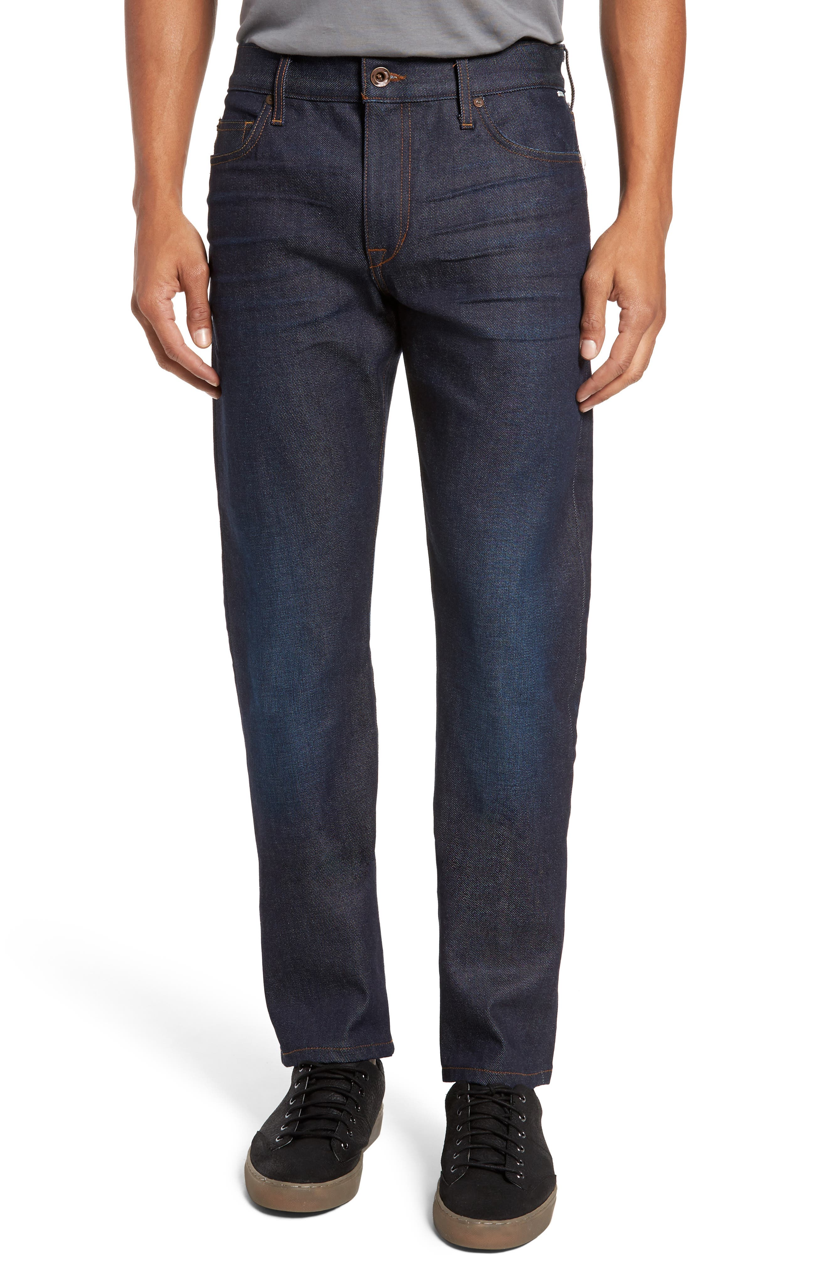 Slim Fit Jeans,                         Main,                         color, Corin
