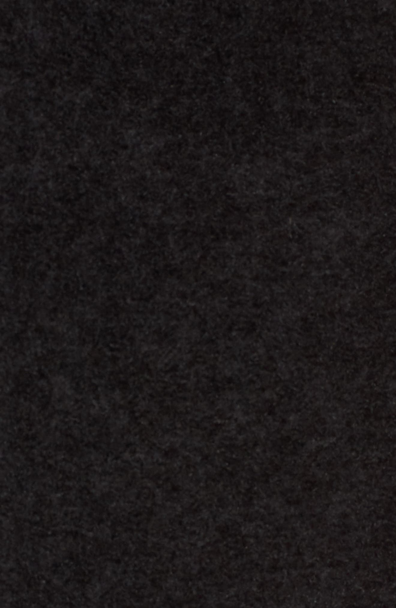 Alternate Image 5  - Andrew Marc Felted Wool Blend Coat