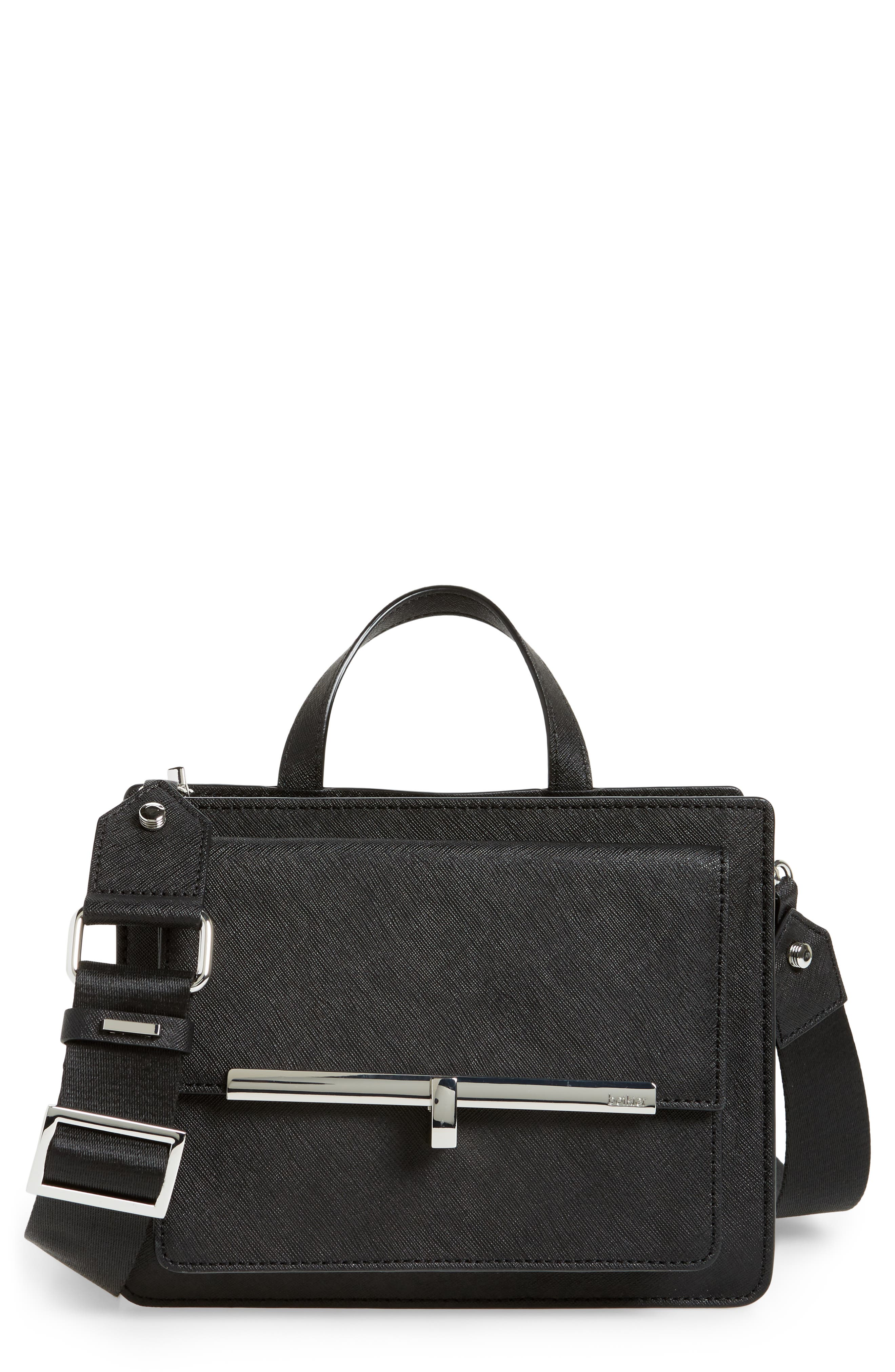 Alternate Image 1 Selected - Botkier Jagger Leather Crossbody Bag