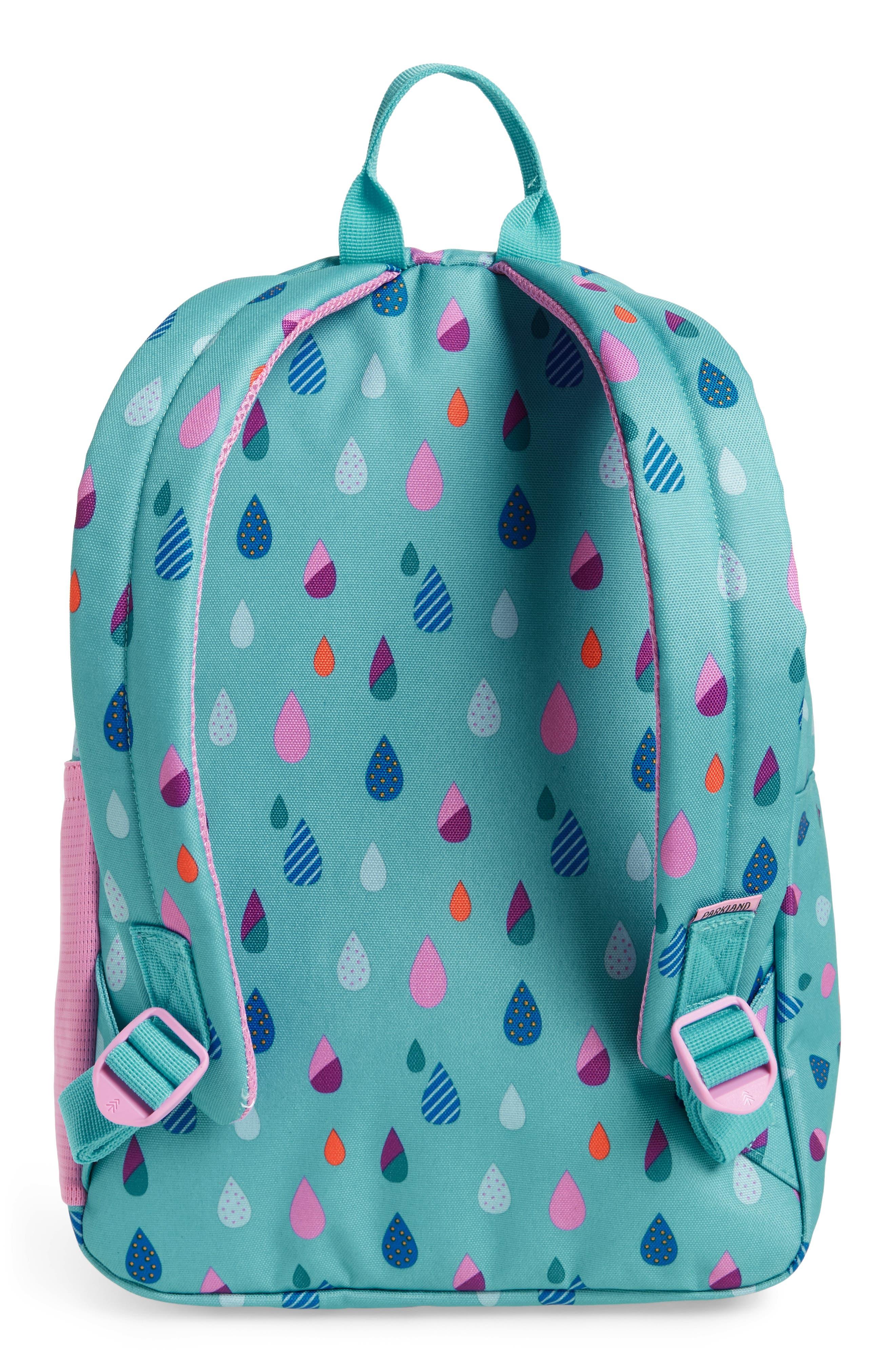 Bayside - Puddles Backpack,                             Alternate thumbnail 2, color,                             Blue