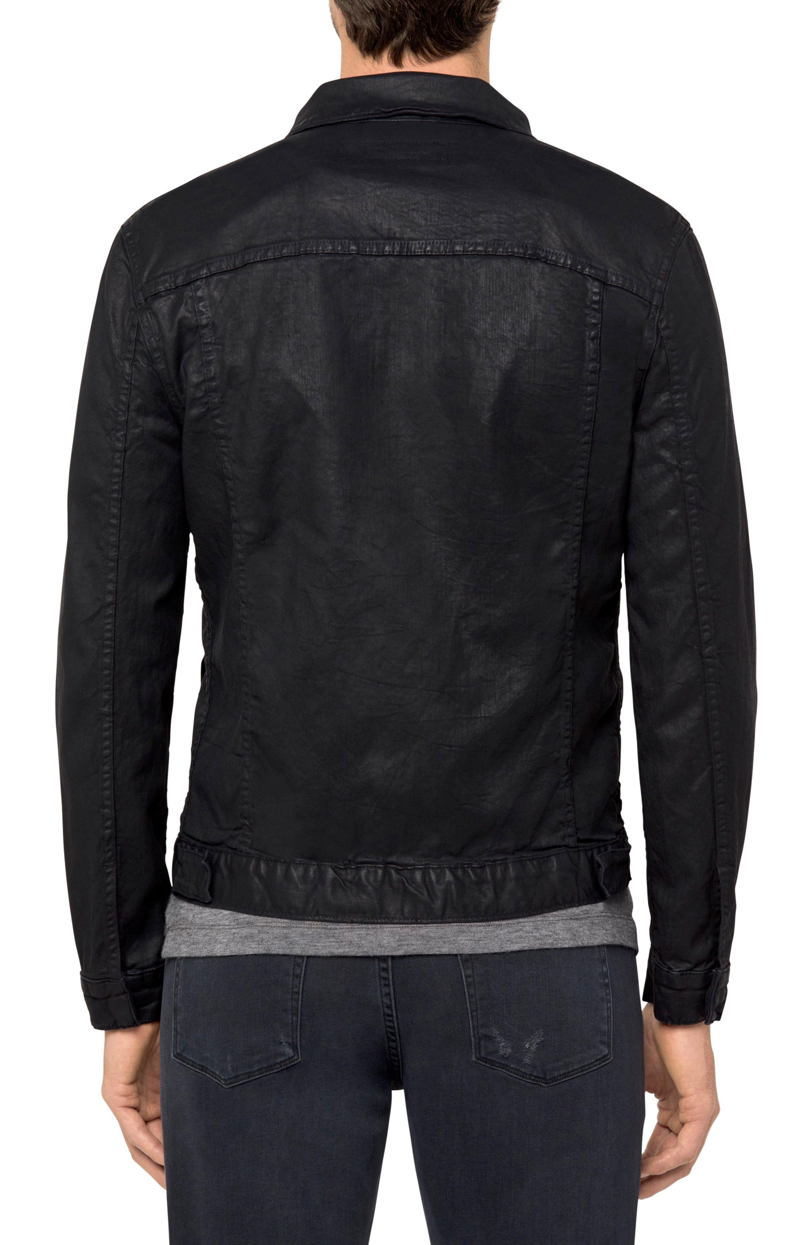 Alternate Image 2  - J Brand Gorn Denim Jacket