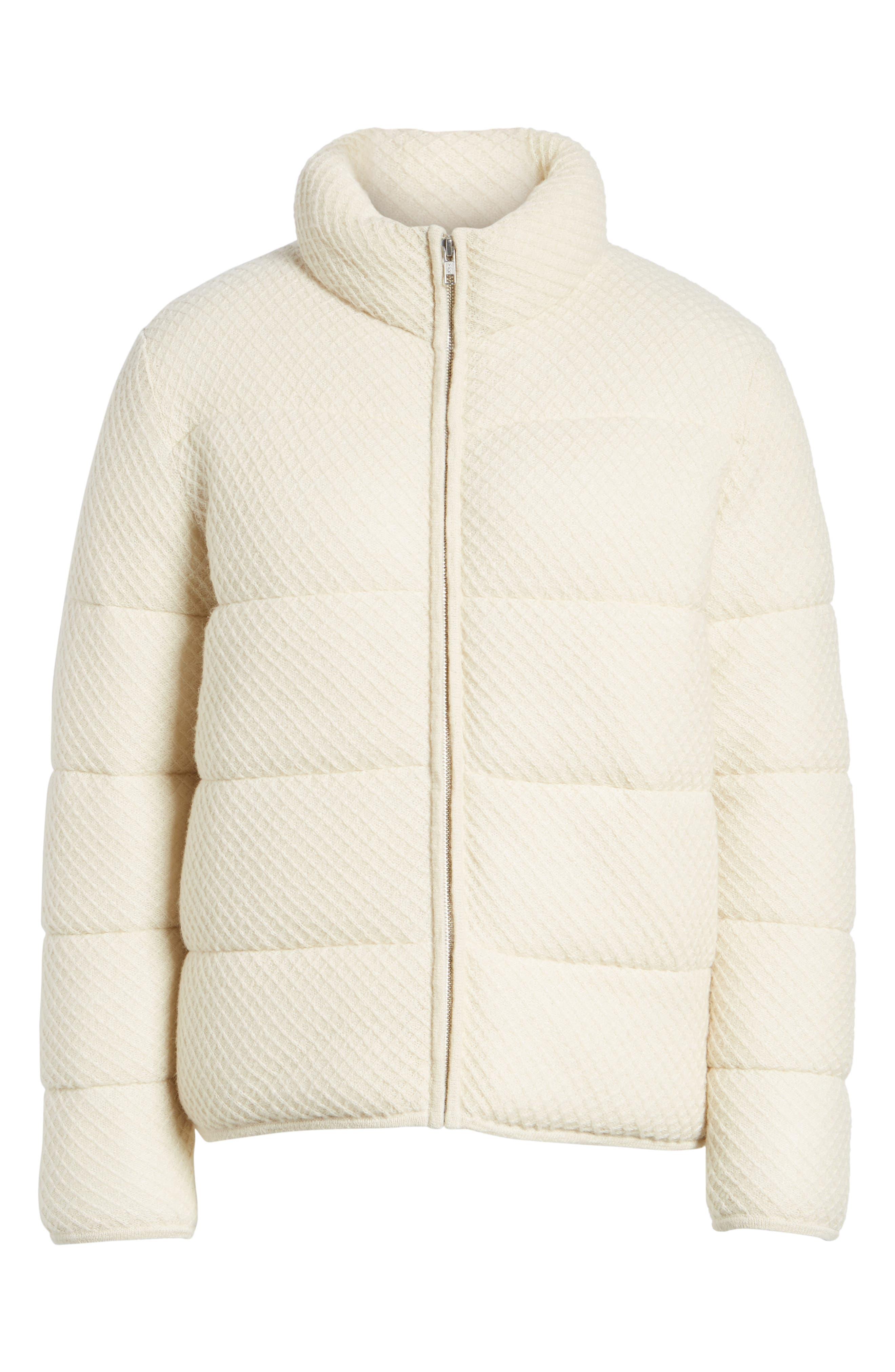 Alternate Image 6  - BP. Knit Puffer Jacket