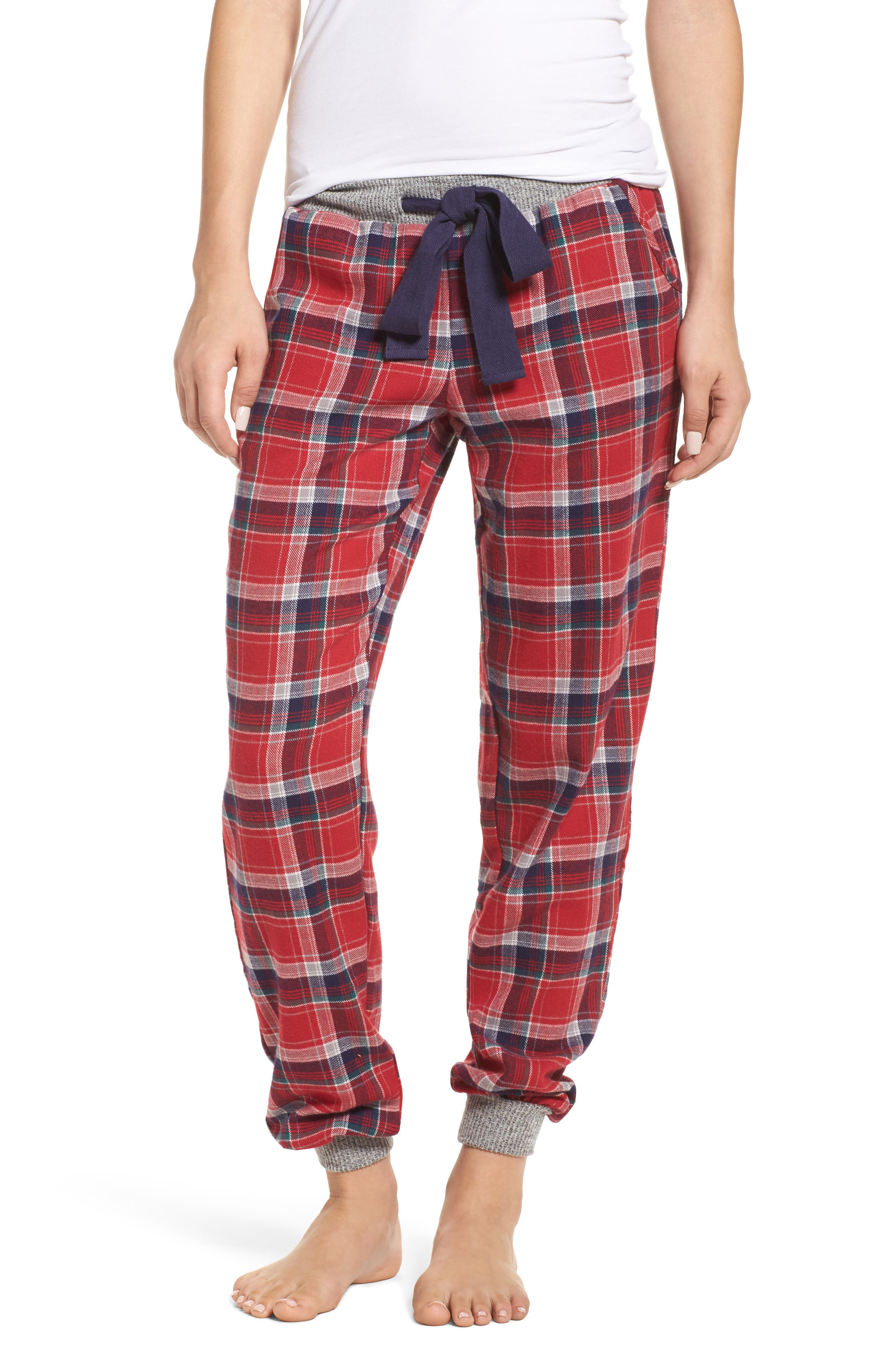 Make + Model Flannel Lounge Pants