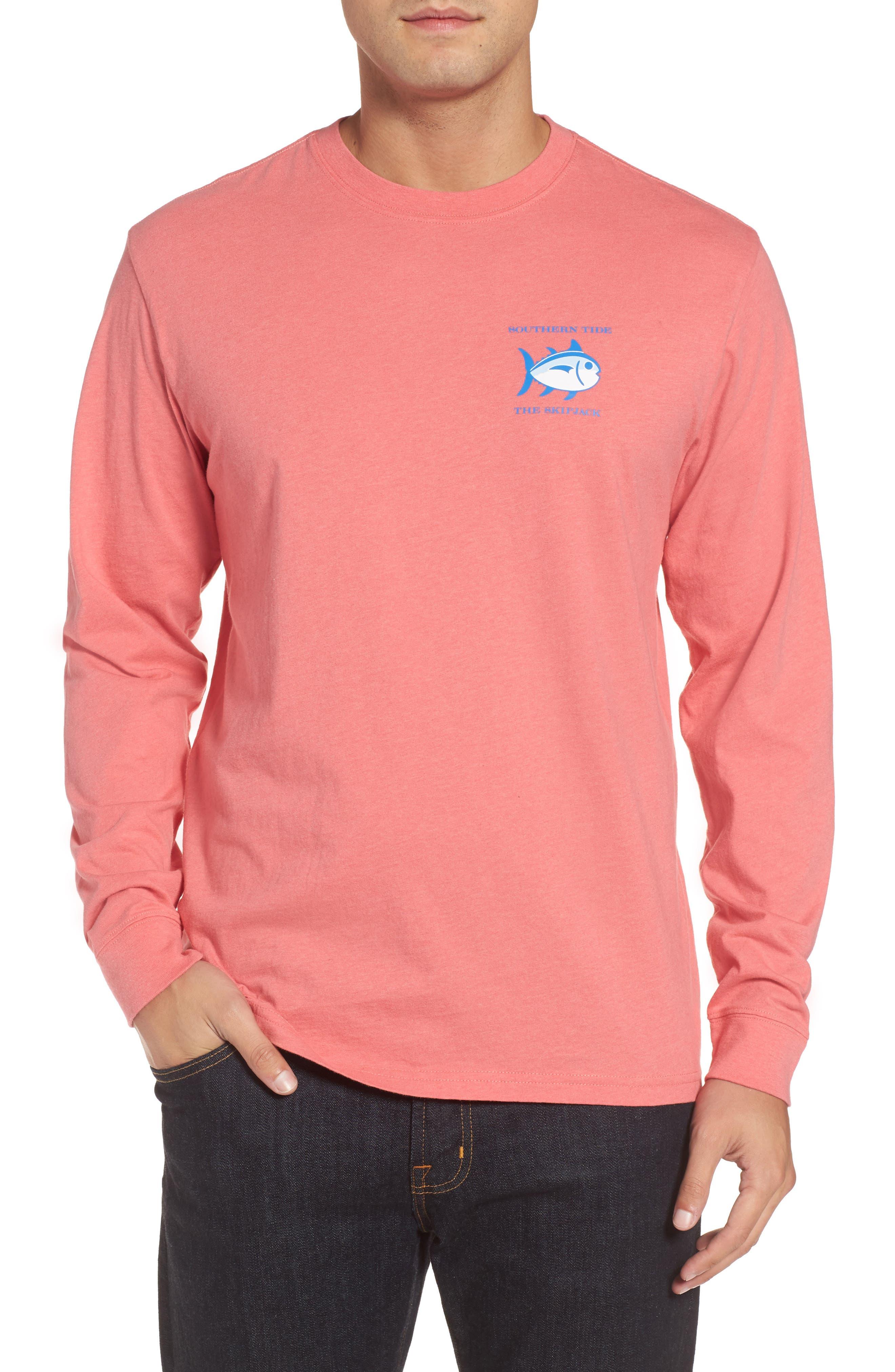 Alternate Image 2  - Southern Tide Original Skipjack T-Shirt