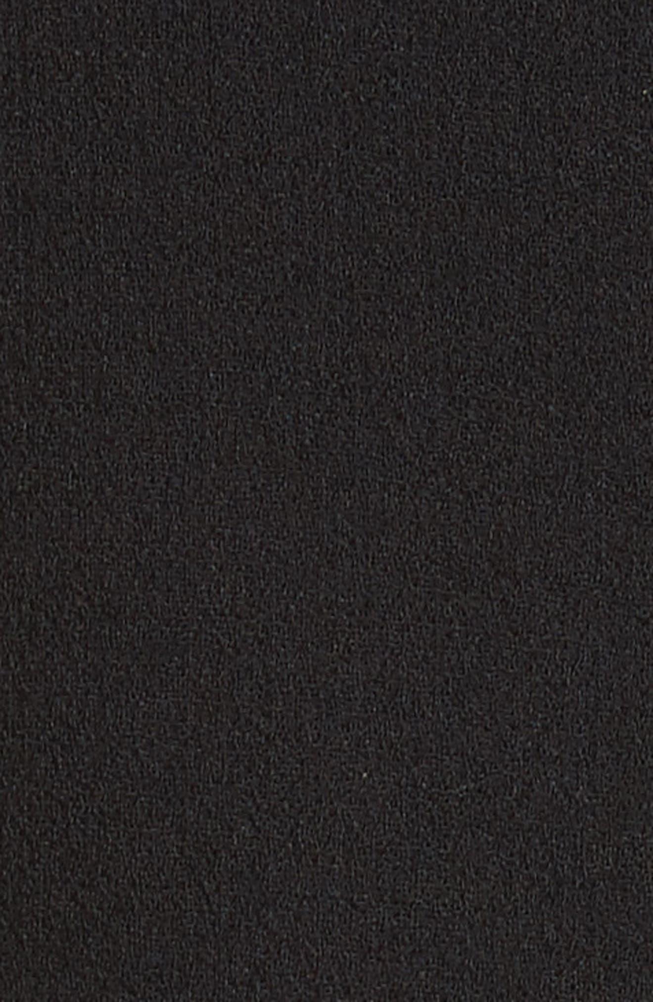 Alternate Image 5  - Michael Kors Stretch Bouclé Crepe Sheath Dress