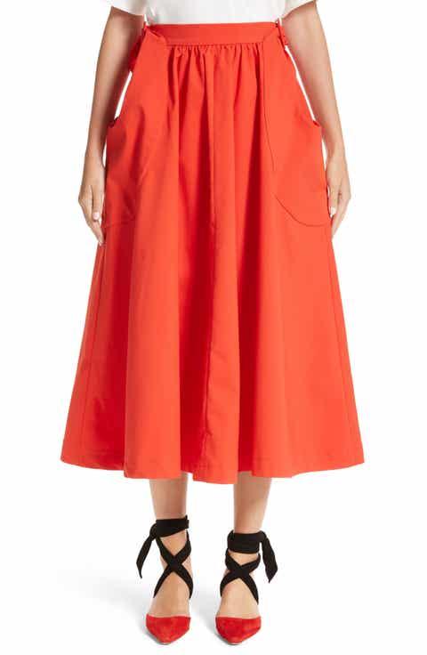 Rejina Pyo Belted Pocket Skirt
