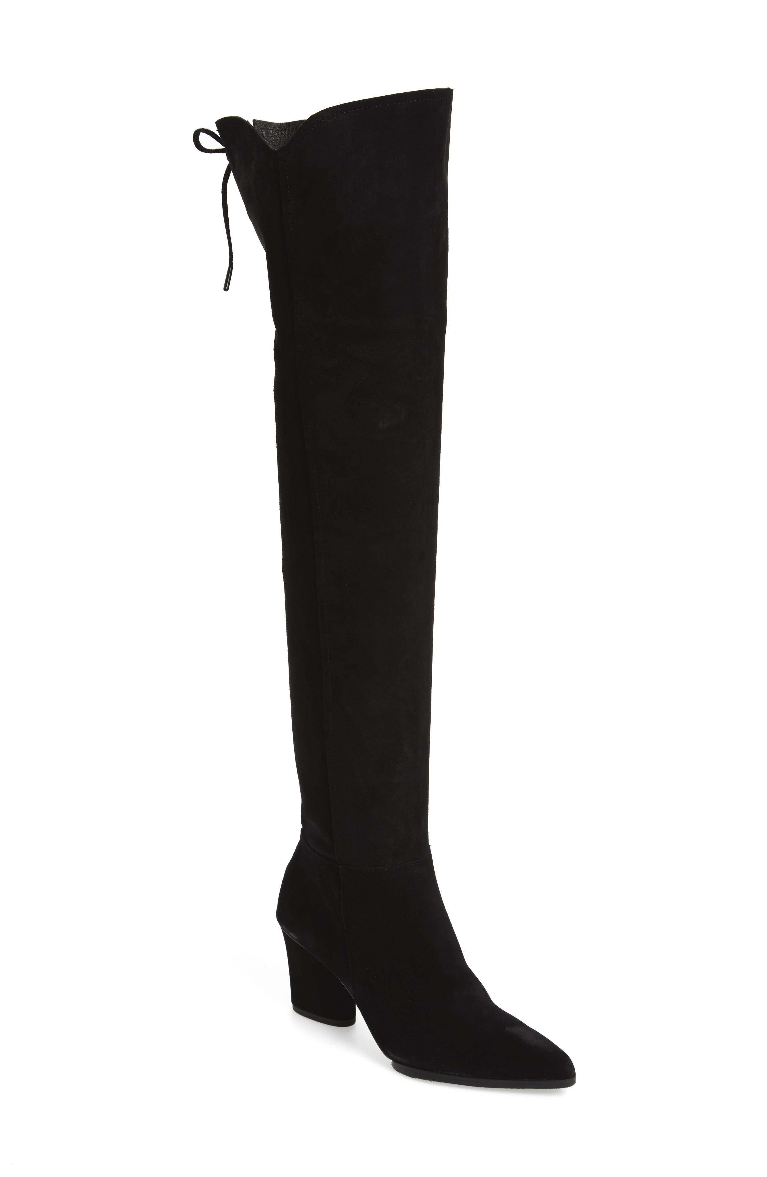 Donald J Pliner Leore Over the Knee Boot (Women)
