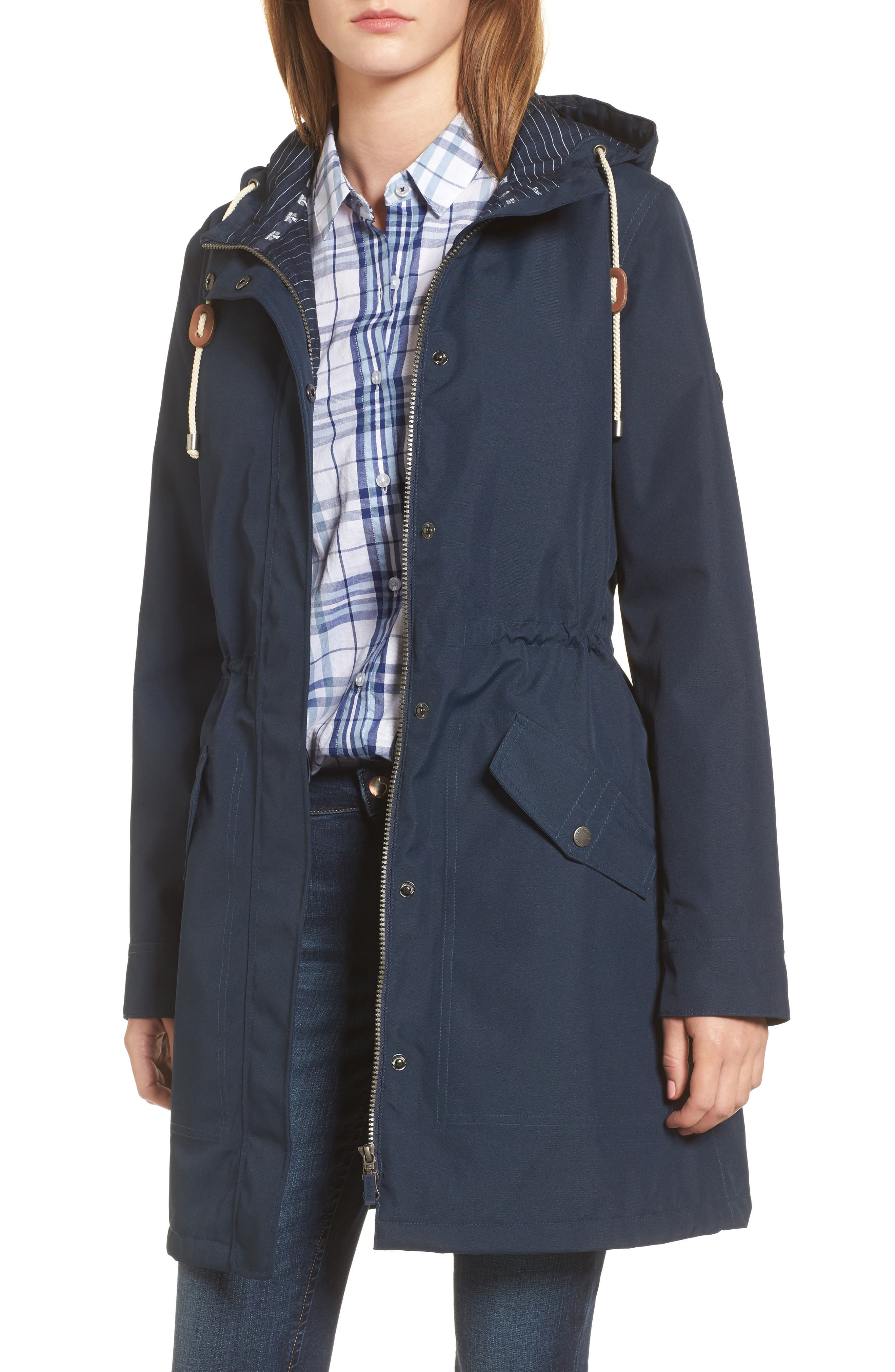 Whitford Anorak Jacket,                             Main thumbnail 1, color,                             Navy