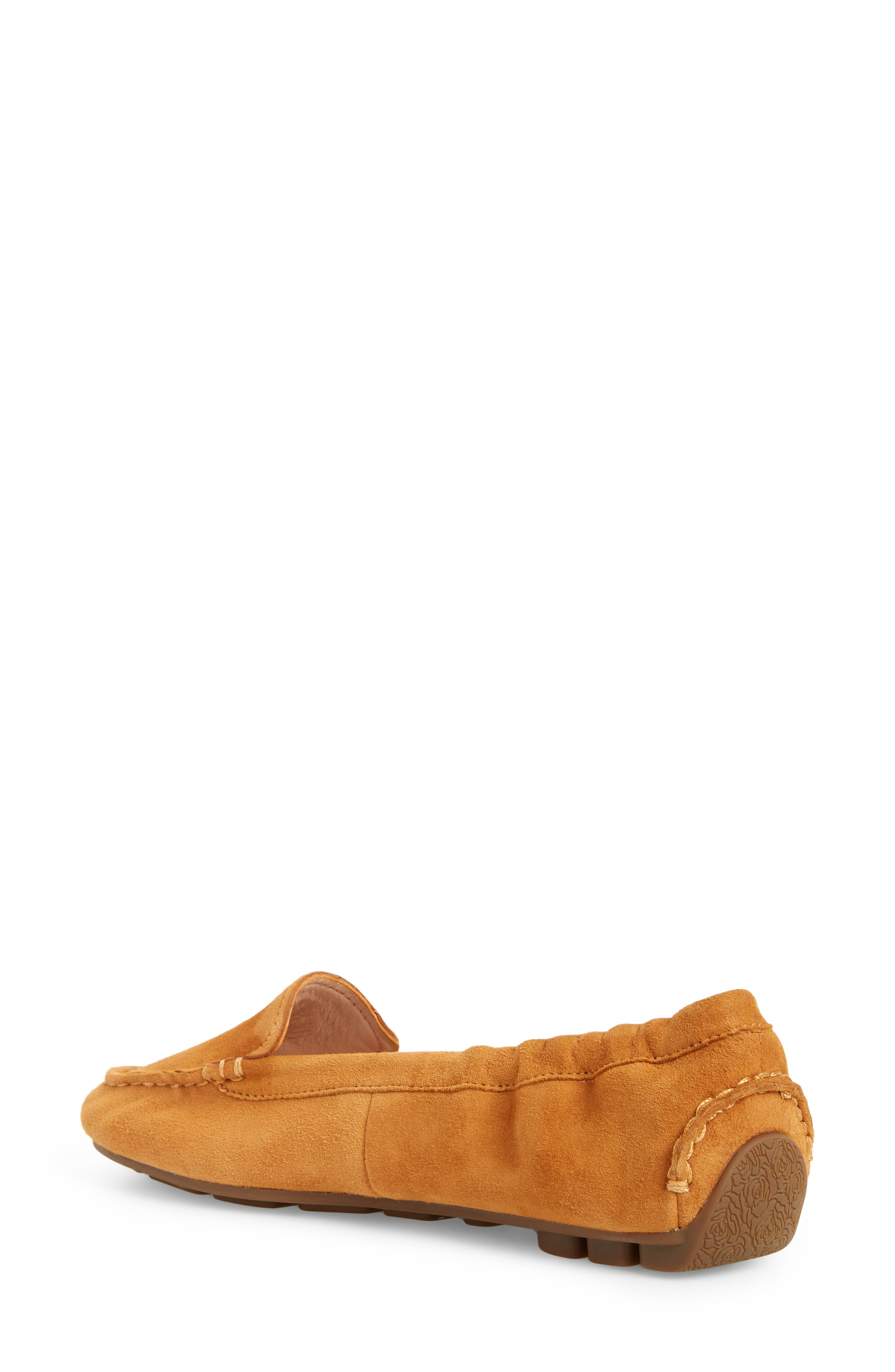 Kristine Loafer,                             Alternate thumbnail 2, color,                             Cuoio Suede